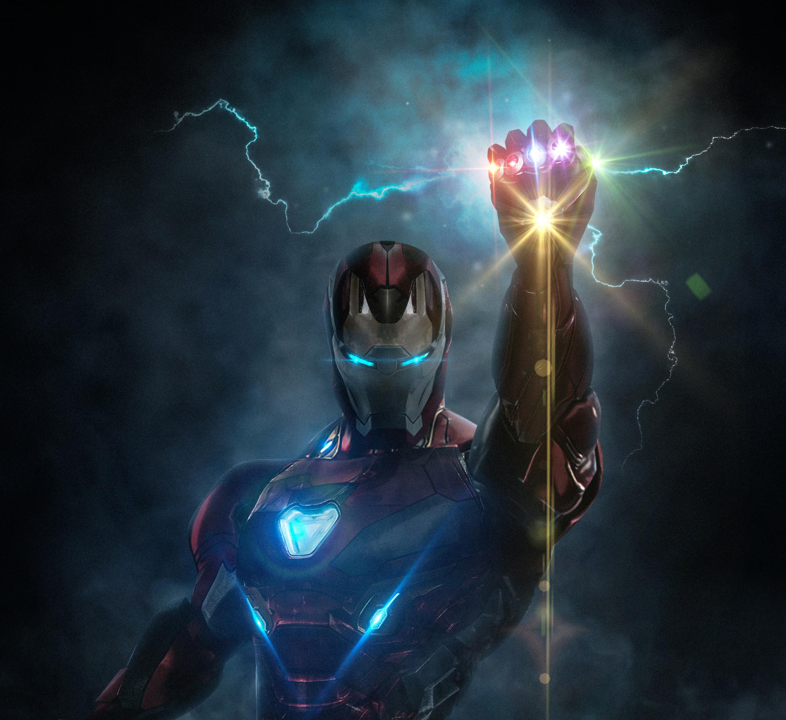 Iron Man Gauntlet Wallpapers Wallpaper Cave
