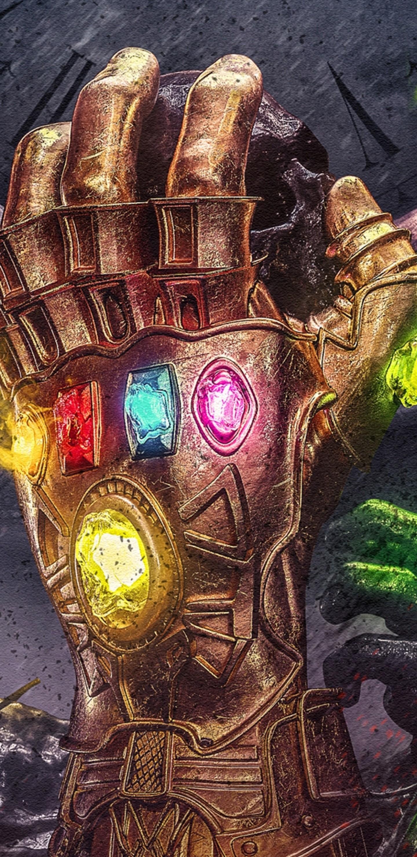 Iron Man Gauntlet Wallpapers - Wallpaper Cave