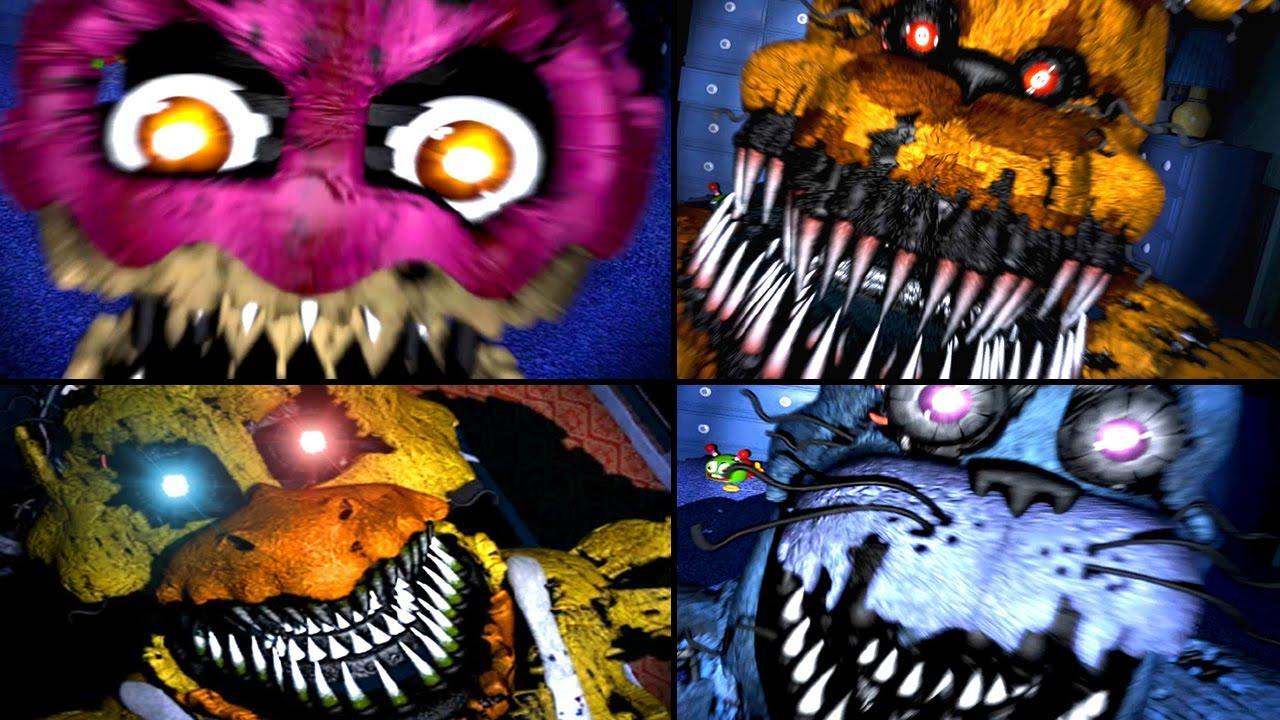 Animatronic Wallpapers - Wallpaper Cave