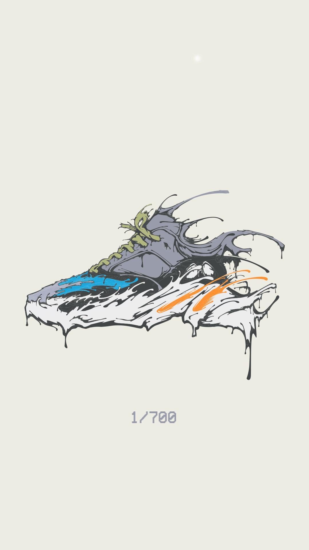 Yeezy 700 Waverunner wallpaper - Album on Imgur