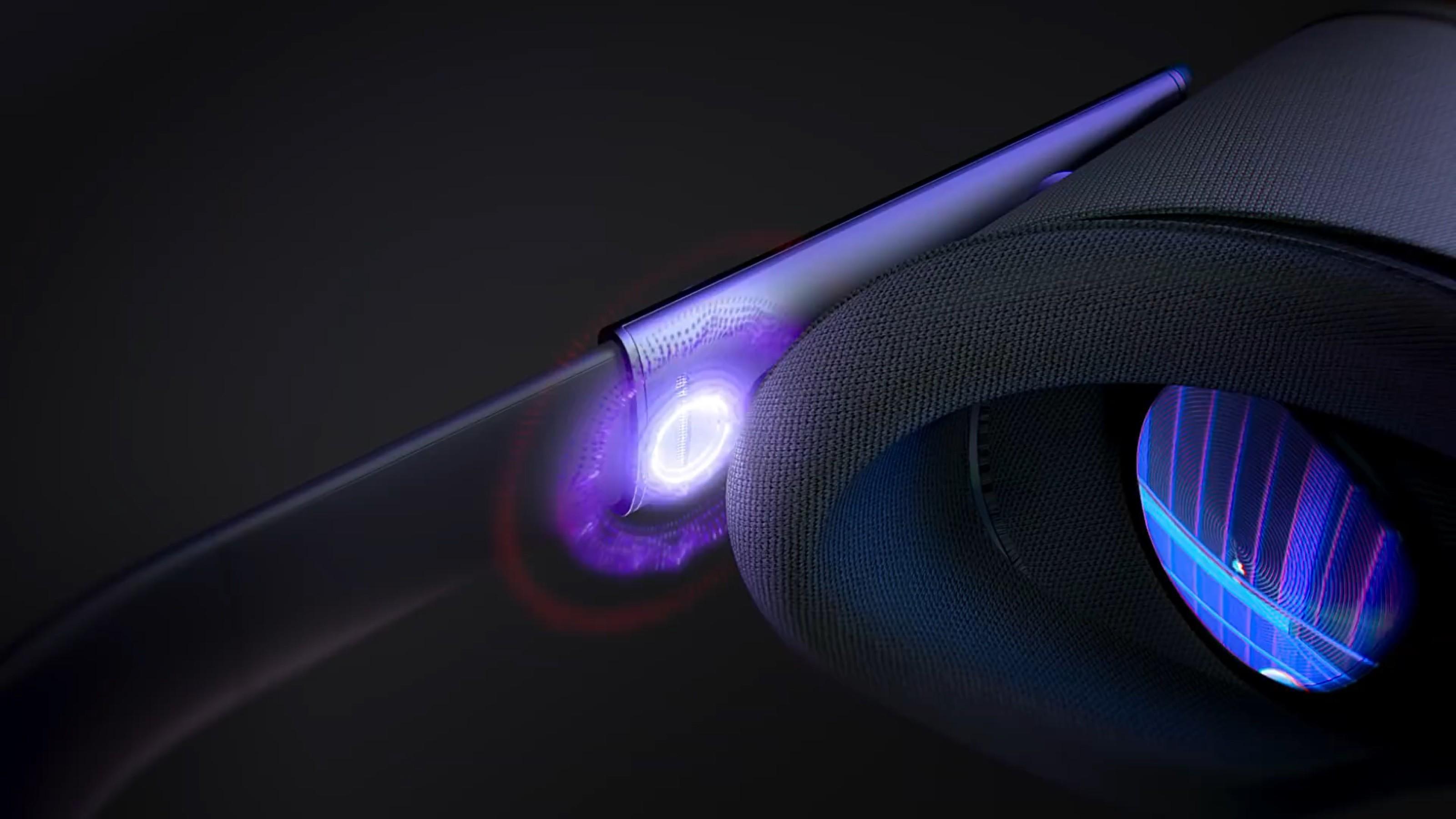 Image result for oculus quest speakers