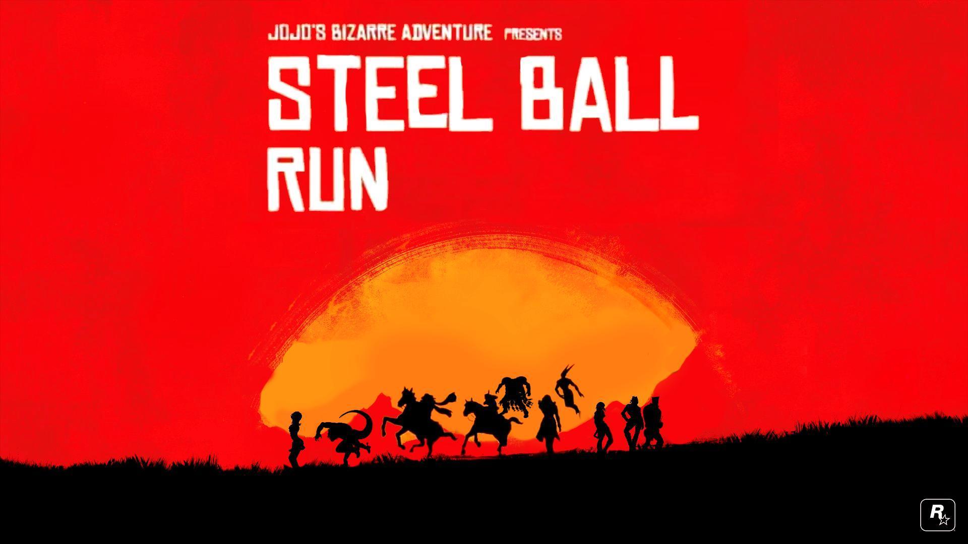 Steel Ball Run Wallpapers Wallpaper Cave