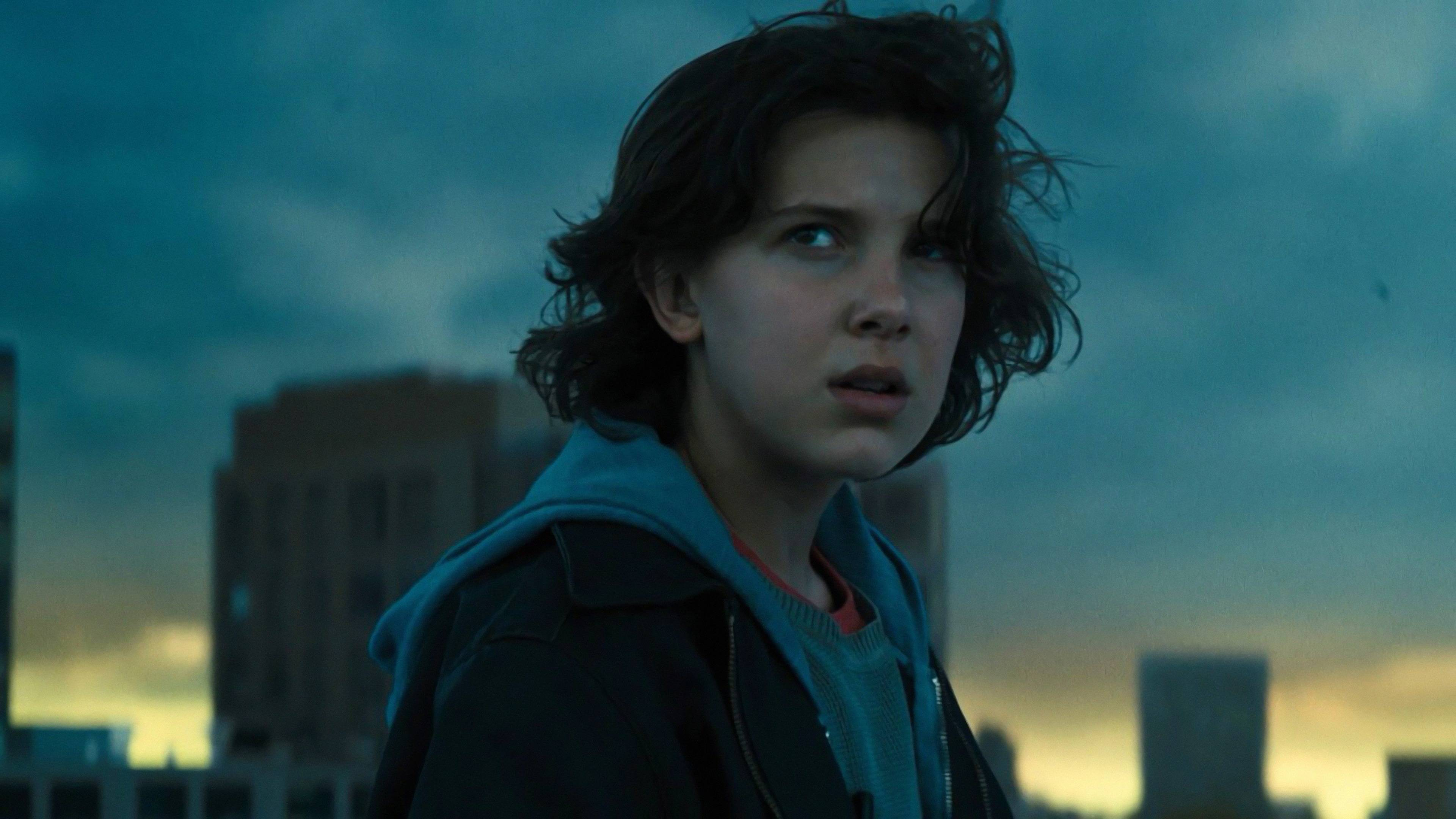 Godzilla: King of the Monsters Millie Bobby Brown 4K