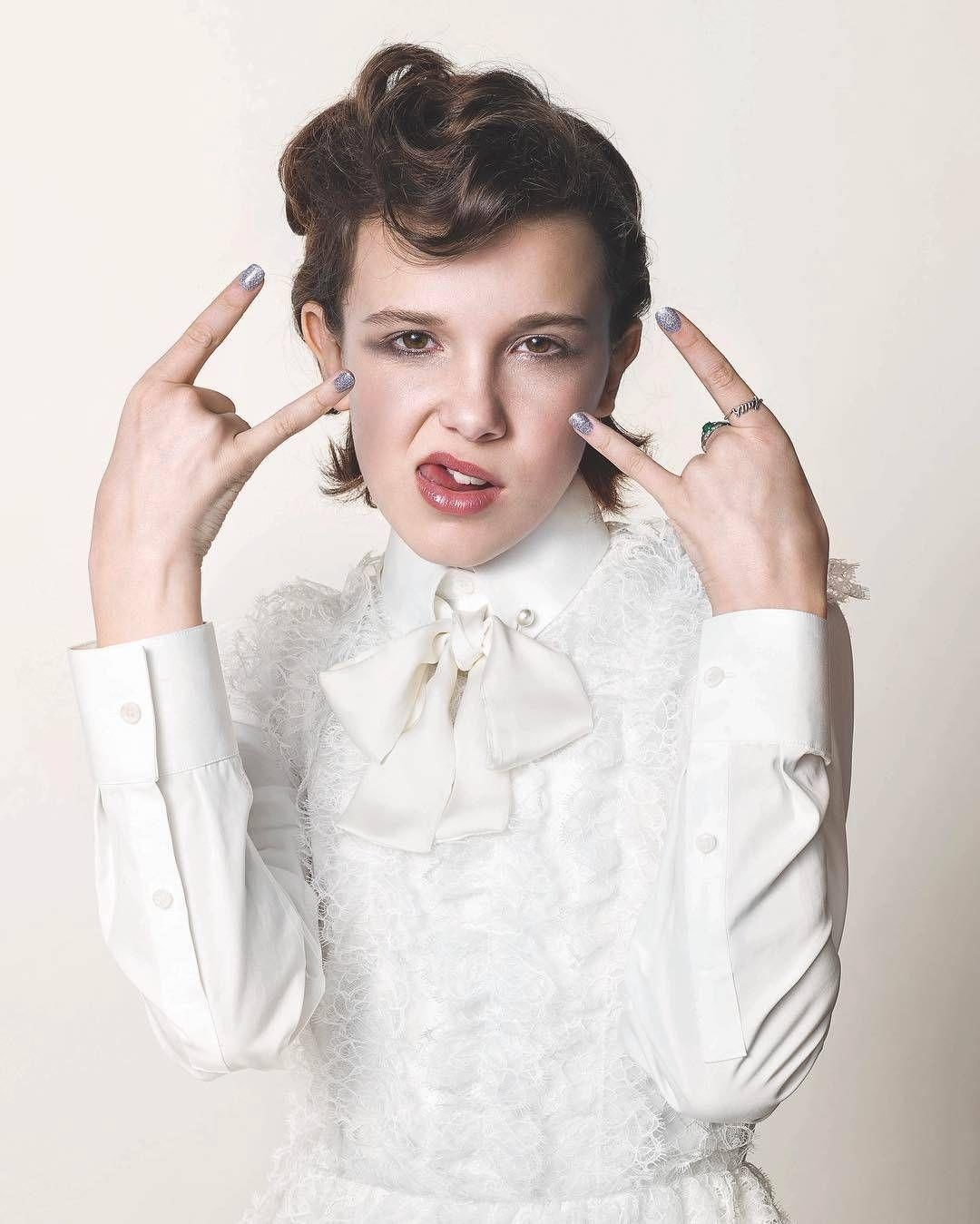 Millie Bobby Brown – Wallpapers – Celeb Central