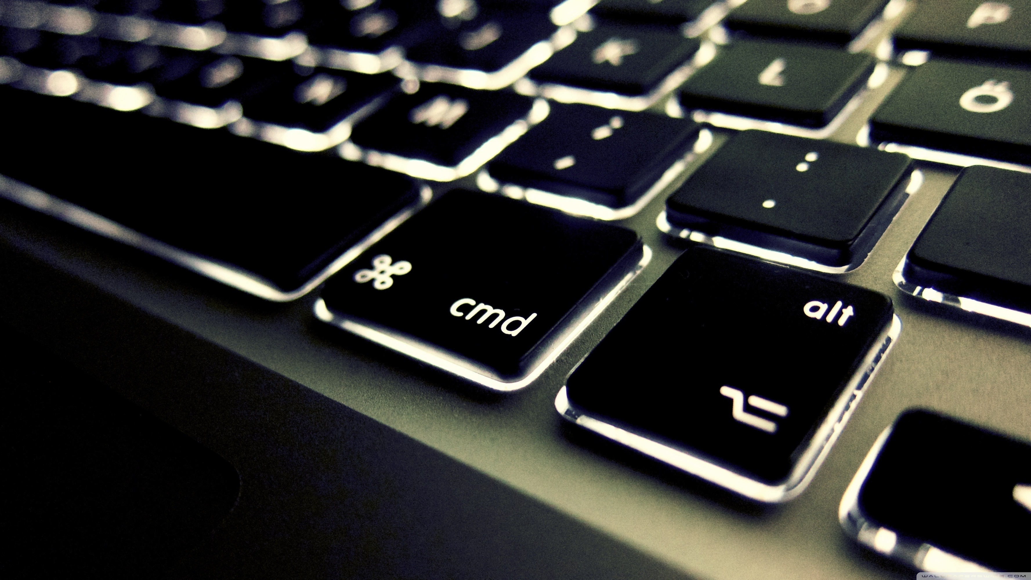 Led Keyboard Wallpapers Wallpaper Cave