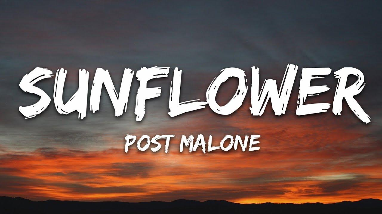 Sunflower Post Malone Wallpapers - Wallpaper Cave