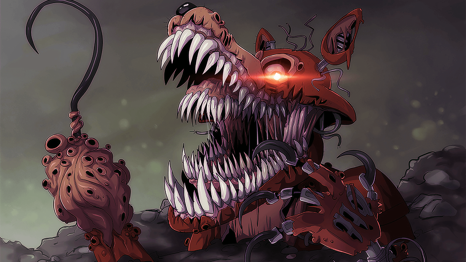 Twisted Foxy Wallpapers Wallpaper Cave