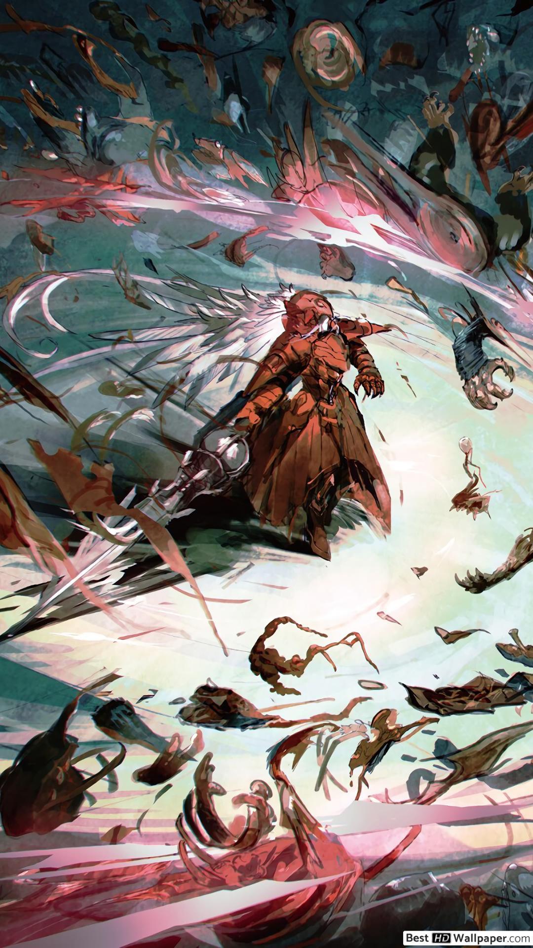 Shalltear Bloodfallen Wallpapers Wallpaper Cave