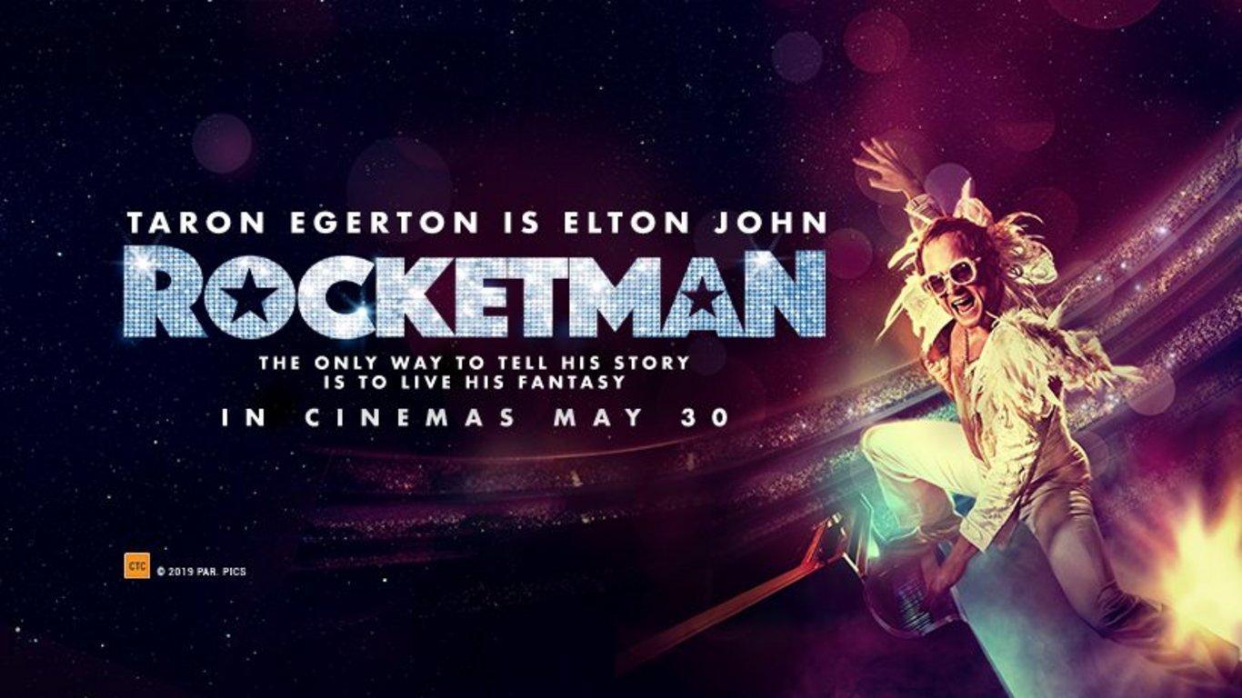 Rocketman Movie Wallpapers Wallpaper Cave