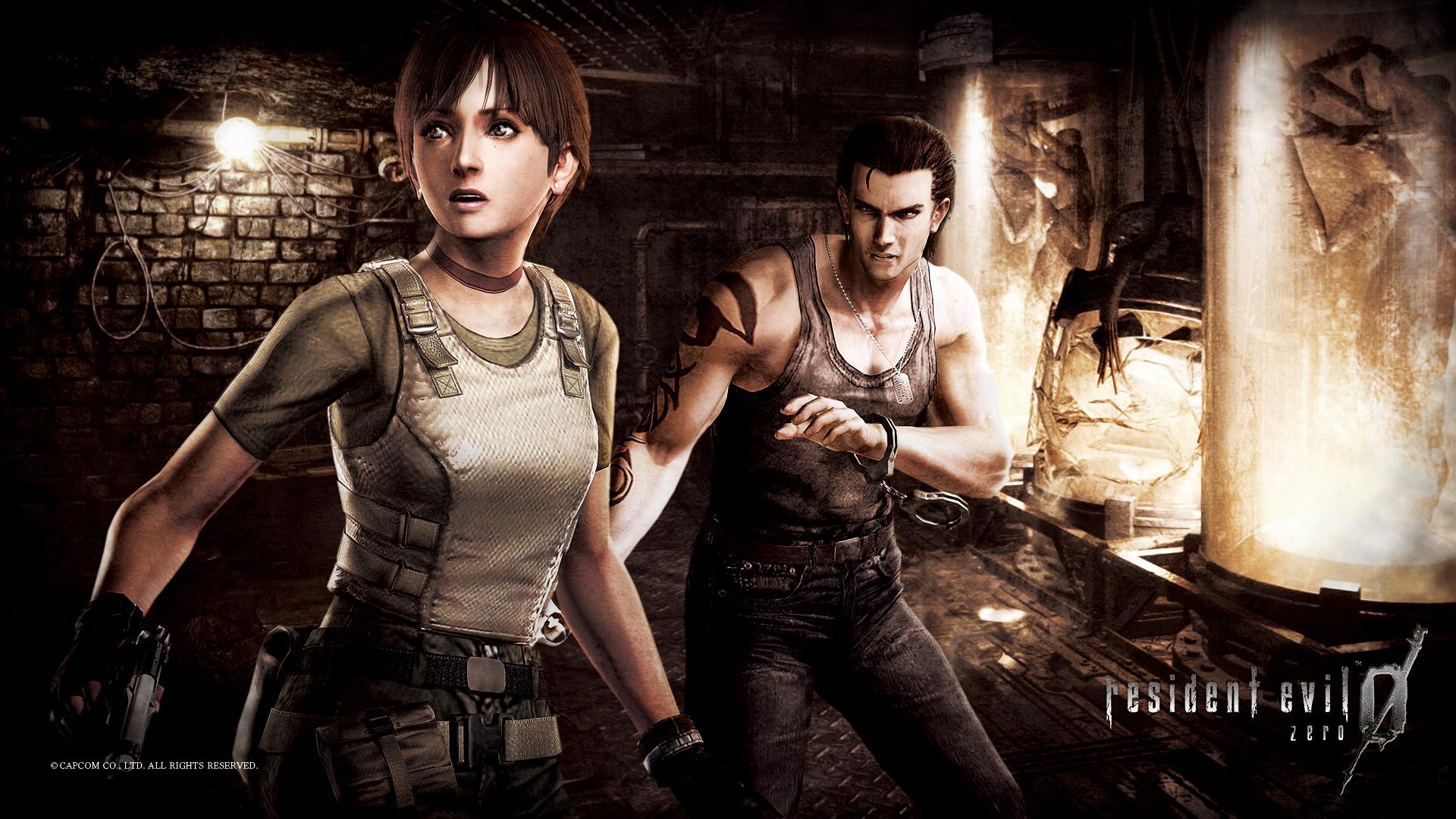Resident Evil Zero Wallpapers - Wallpaper Cave