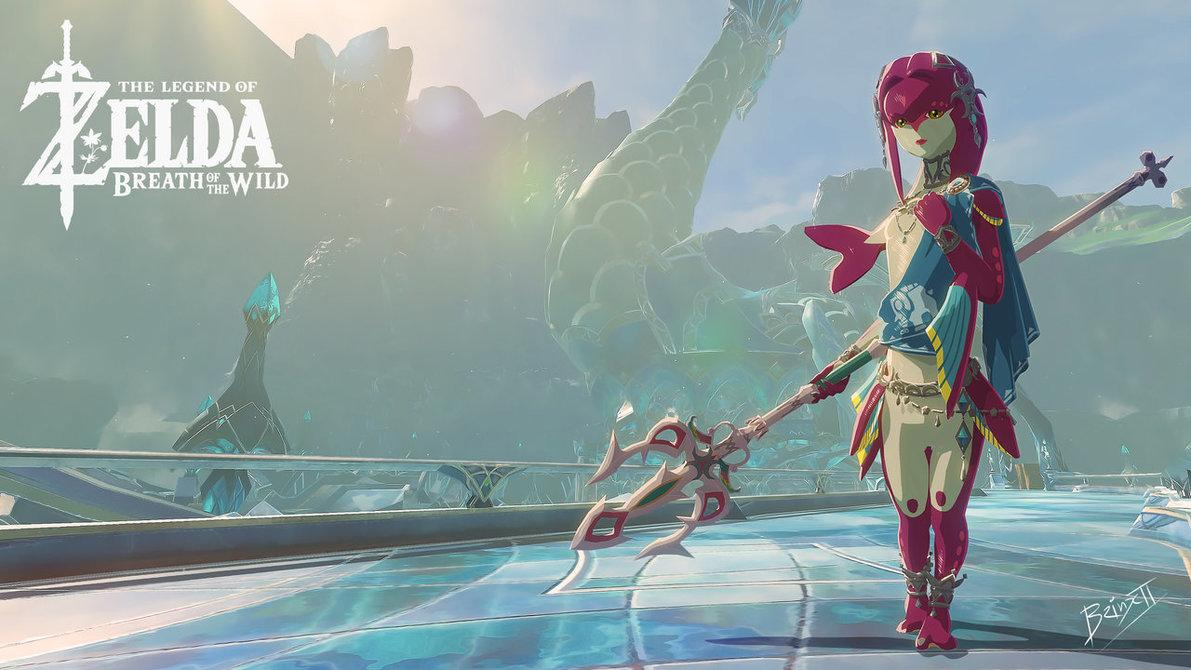 Mipha Wallpapers Wallpaper Cave