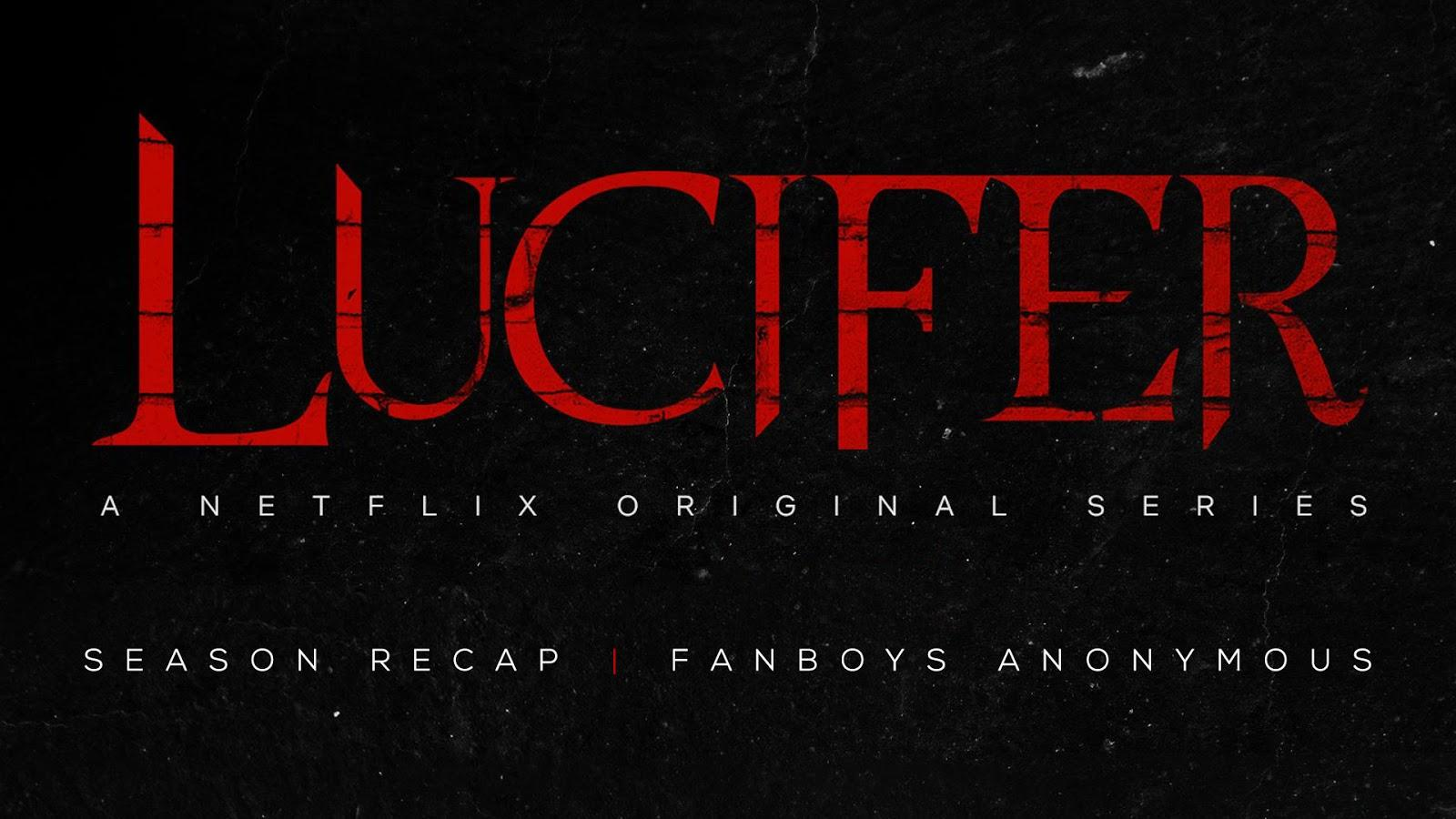 Lucifer Season 5 Wallpapers Wallpaper Cave