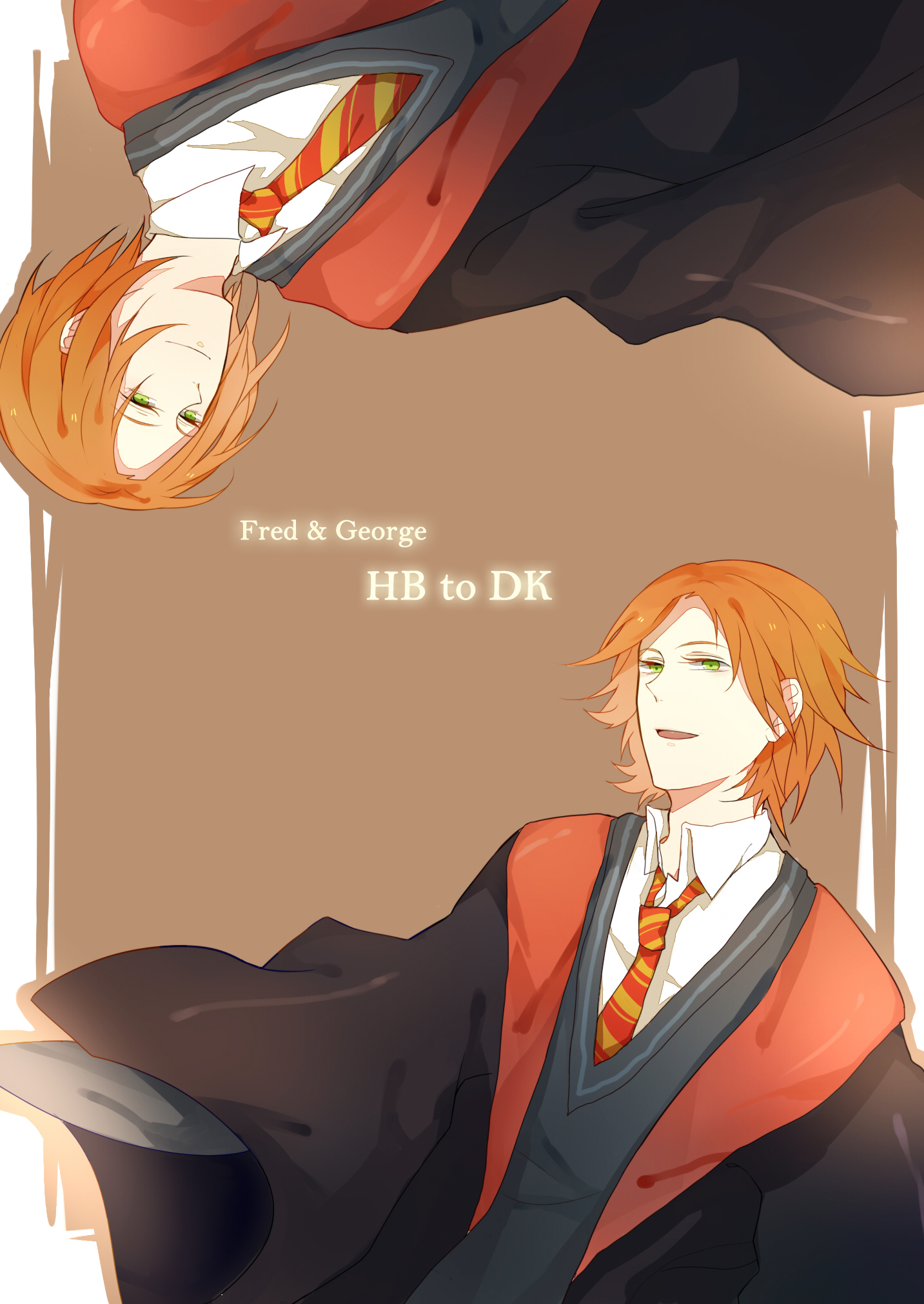 Fred And George Weasley Wallpapers Wallpaper Cave