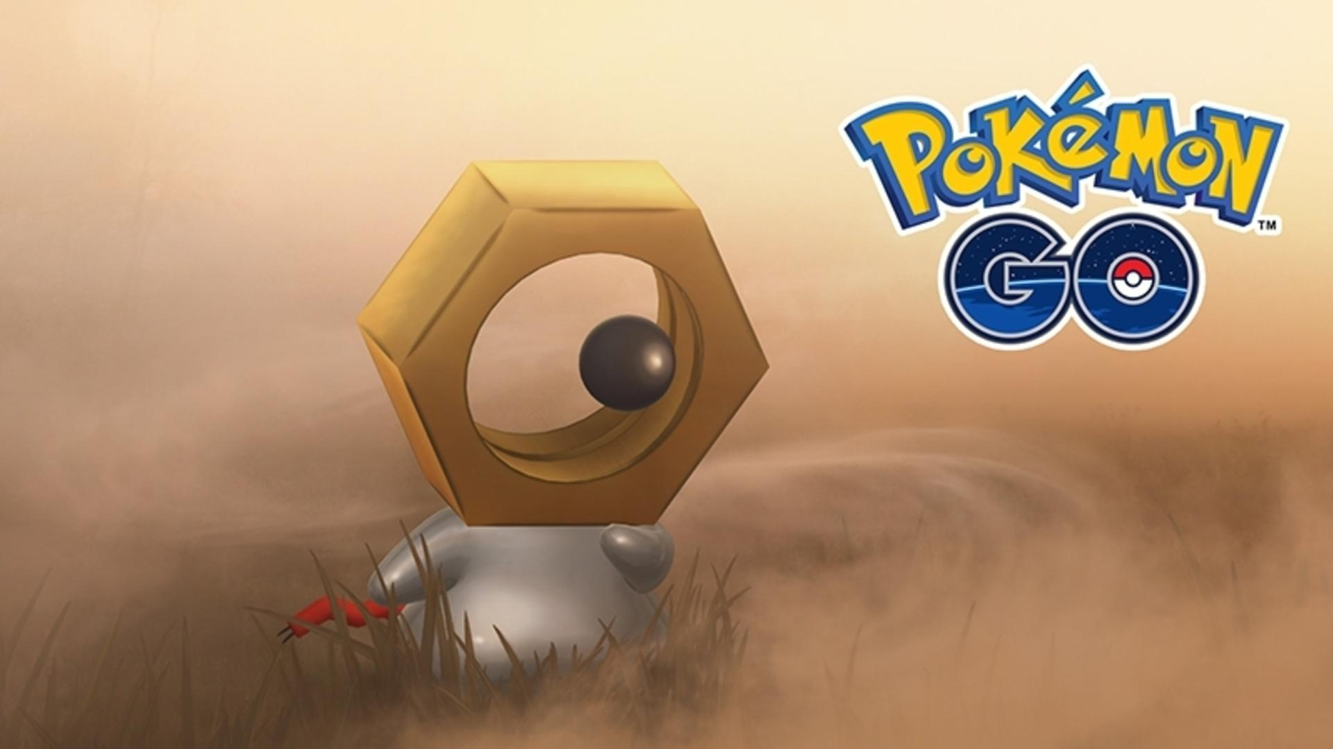 Meltan is now obtainable in Pokemon Go