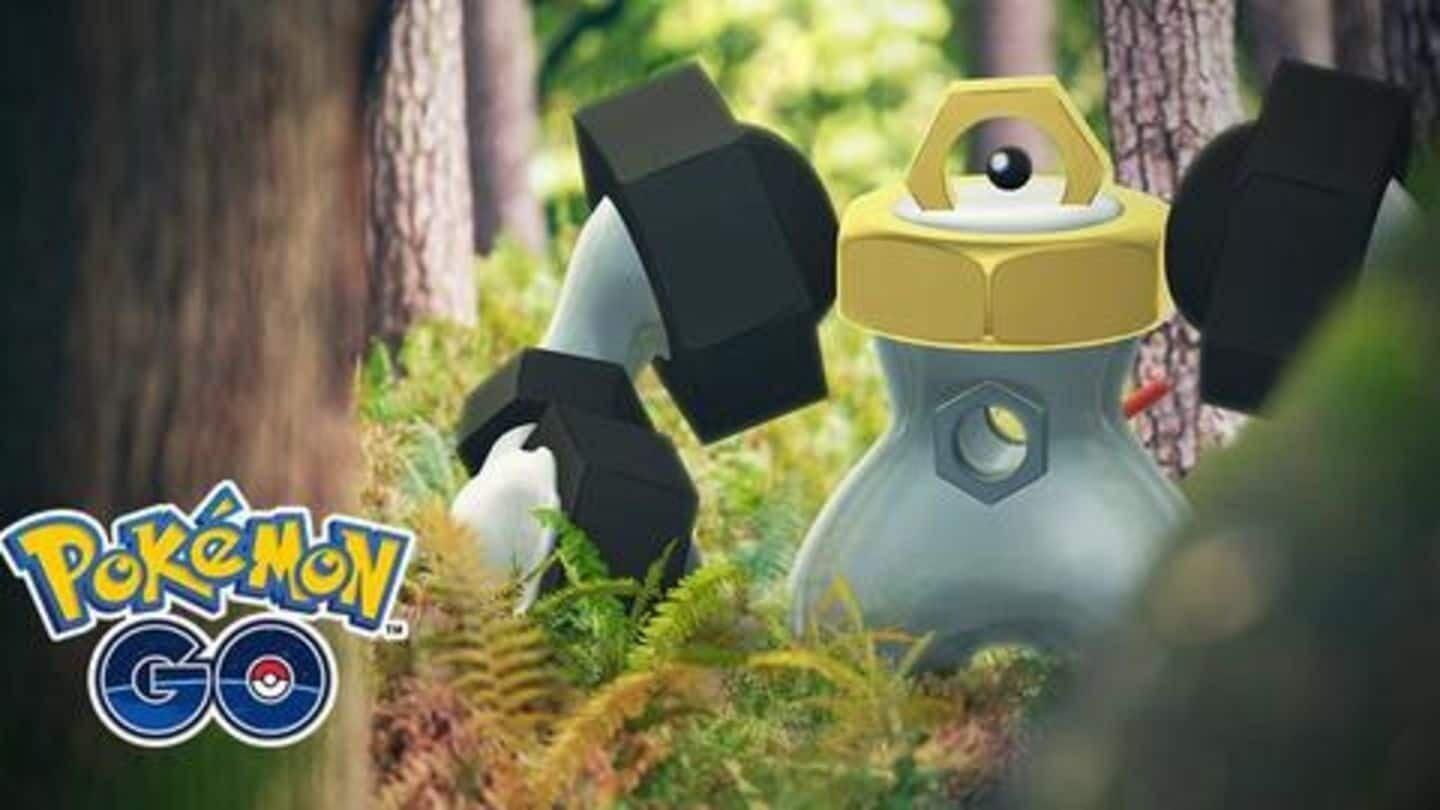 Guide: Pokémon GO Meltan, Melmetal, and Mystery Boxes - What Is ...