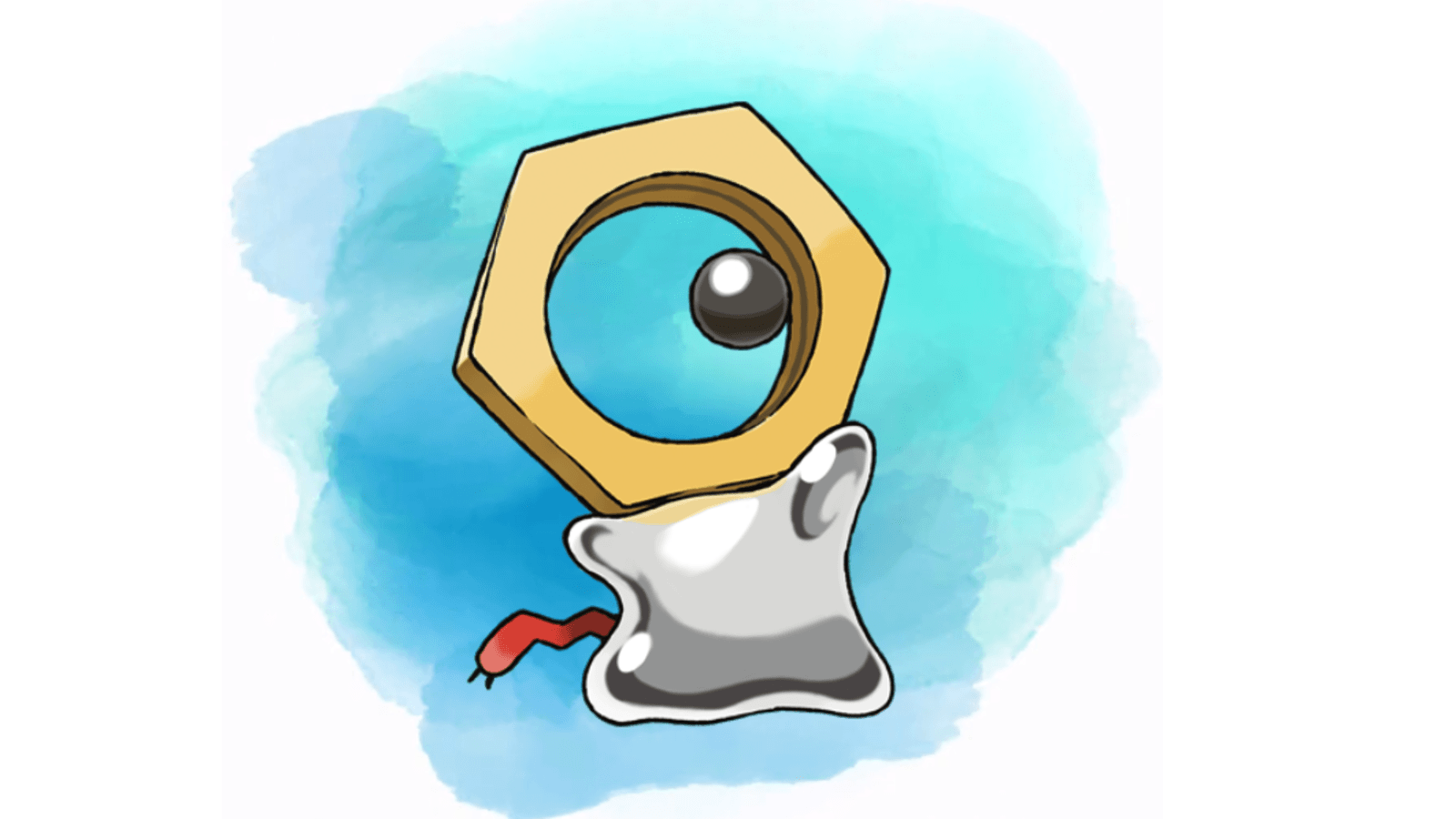 That Mysterious Contemporary Pokémon In the end Has A Name: Meltan