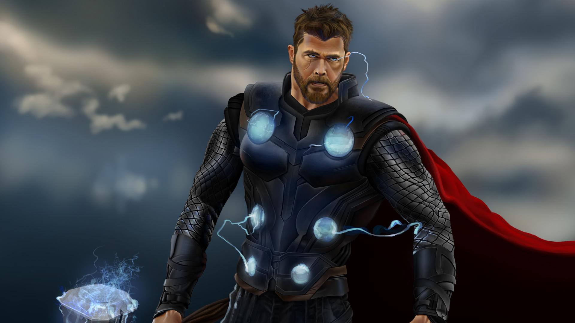 Thor 2019 Wallpapers Wallpaper Cave