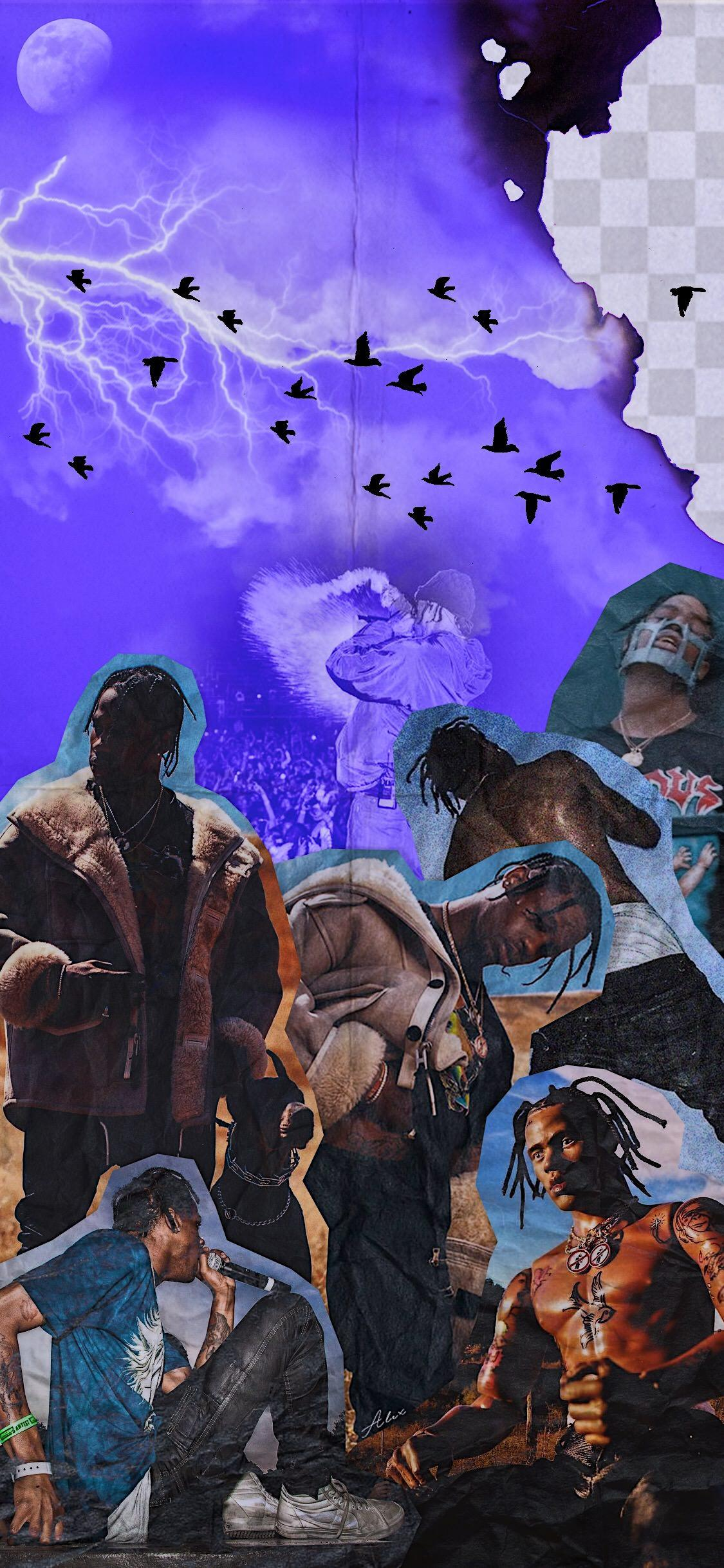 Travis Scott Rodeo Wallpapers Wallpaper Cave