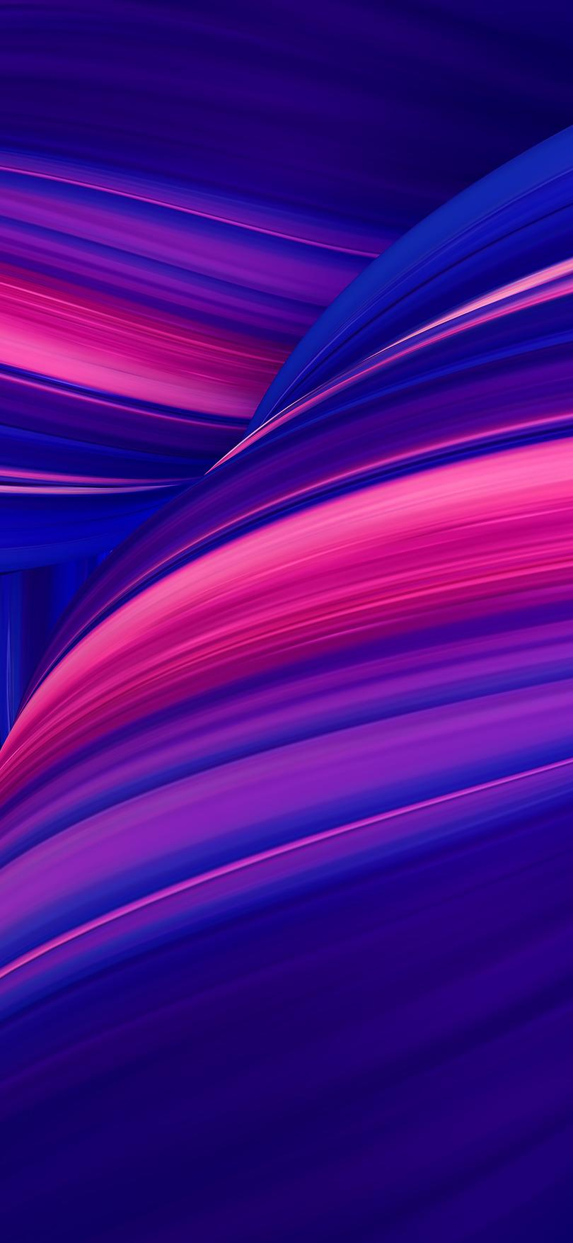 Download Oppo F9 Pro Stock Wallpapers