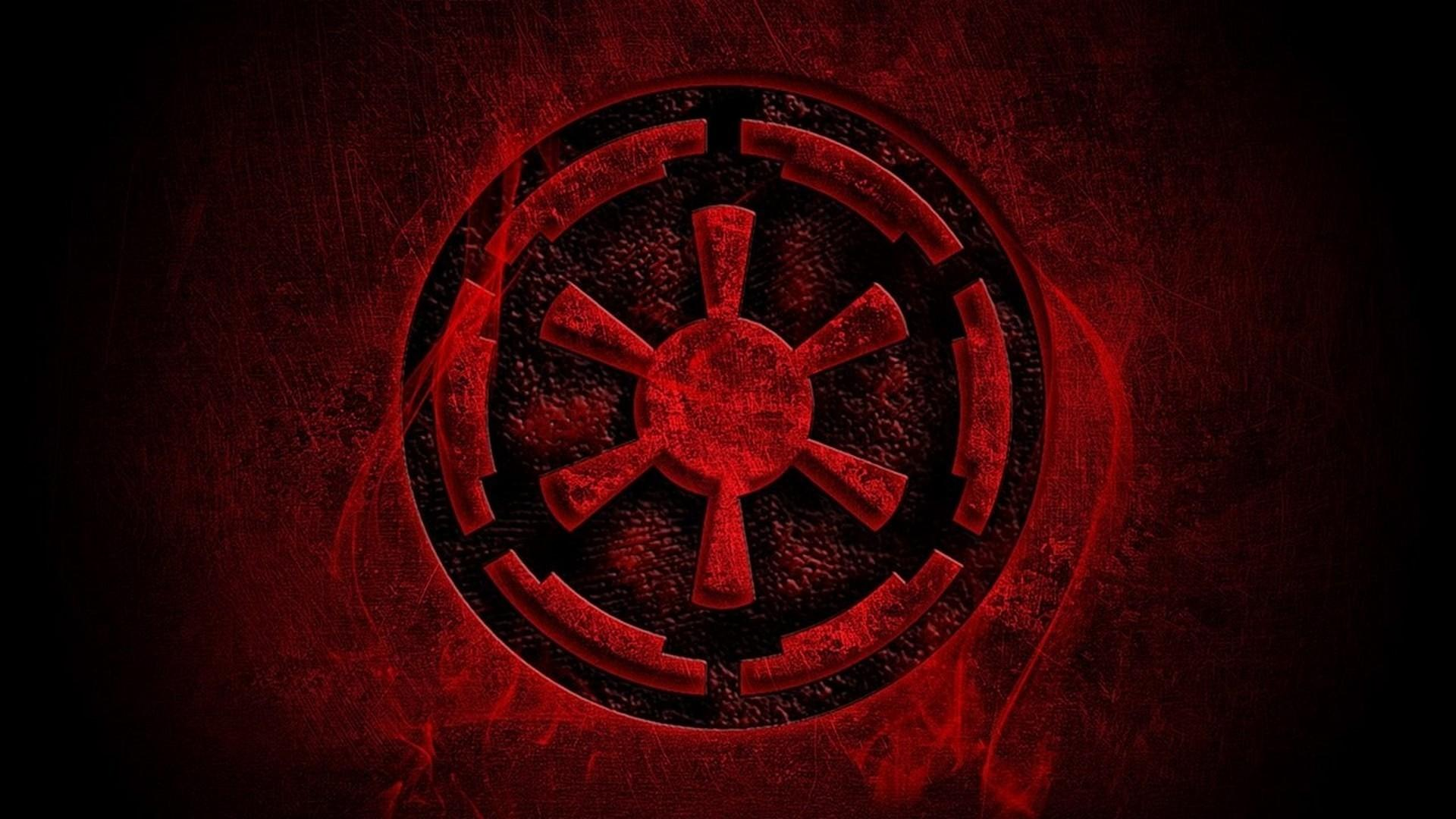Star Wars Imperial Logo Wallpapers - Wallpaper Cave