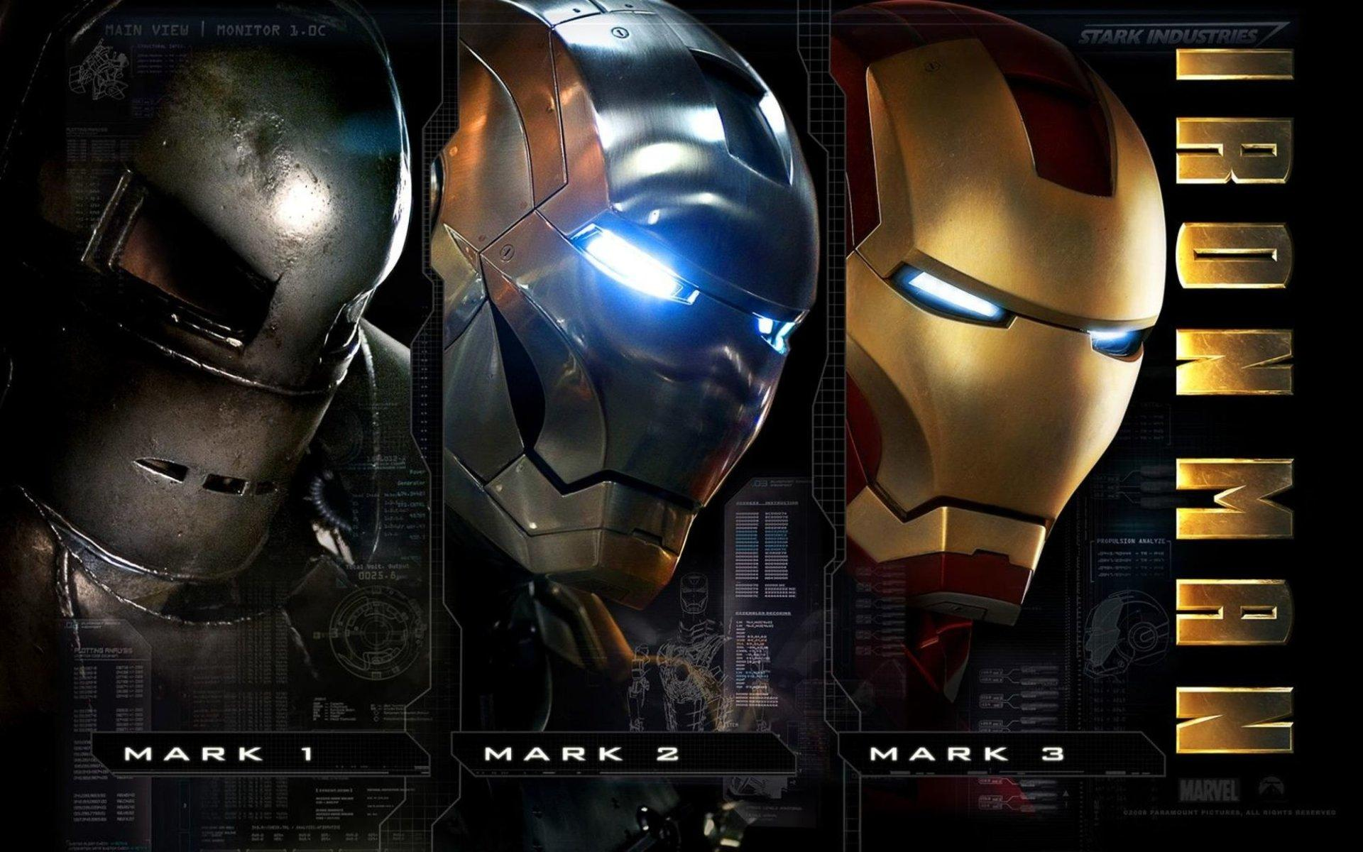Iron Man Mark 1 To 50 Wallpapers - Wallpaper Cave