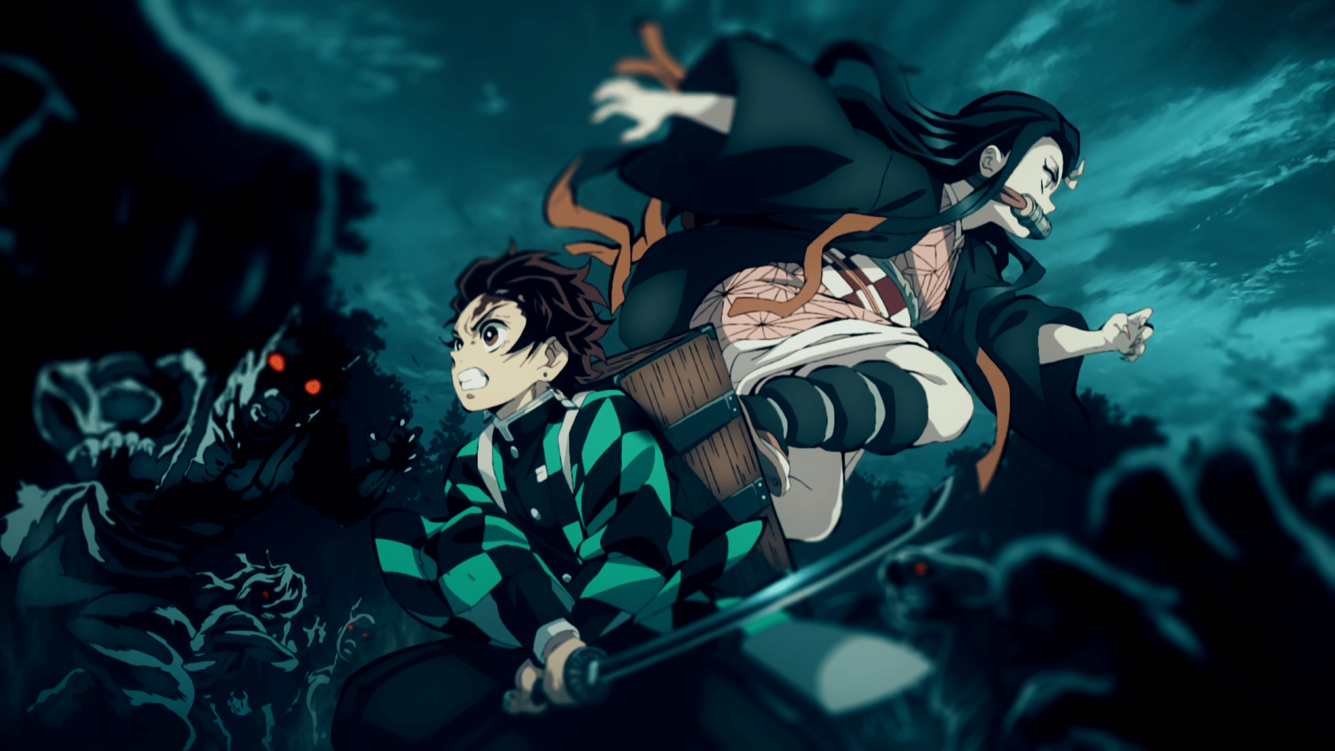 195 Demon Slayer: Kimetsu no Yaiba HD Wallpapers