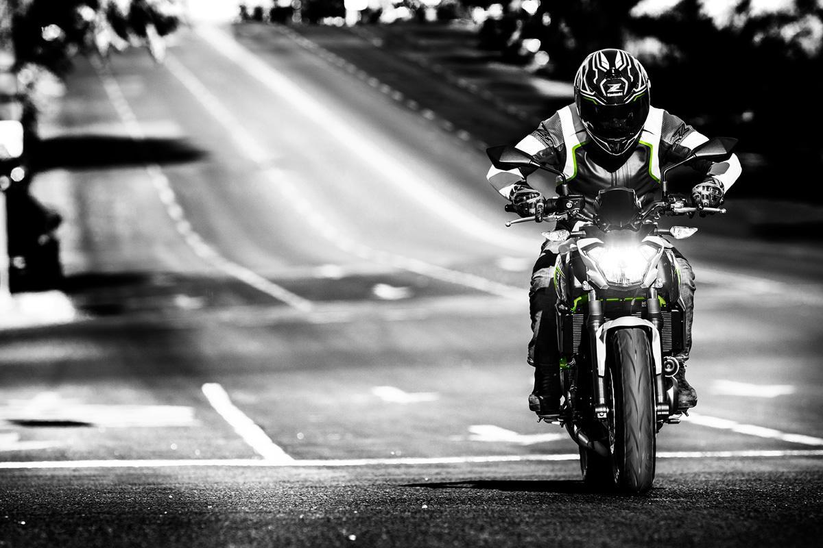 Kawasaki Z650 Wallpapers