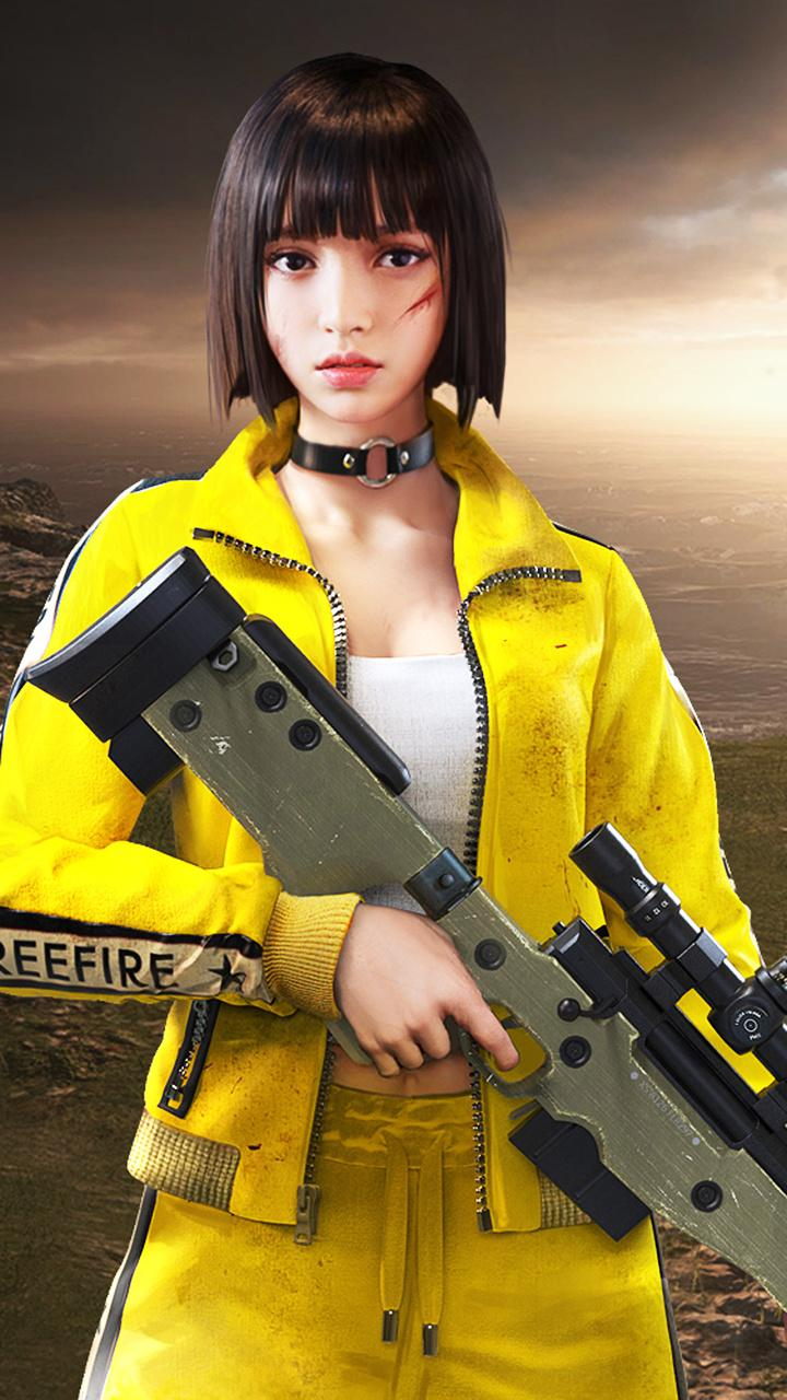 Kelly Garena Free Fire Wallpapers Wallpaper Cave