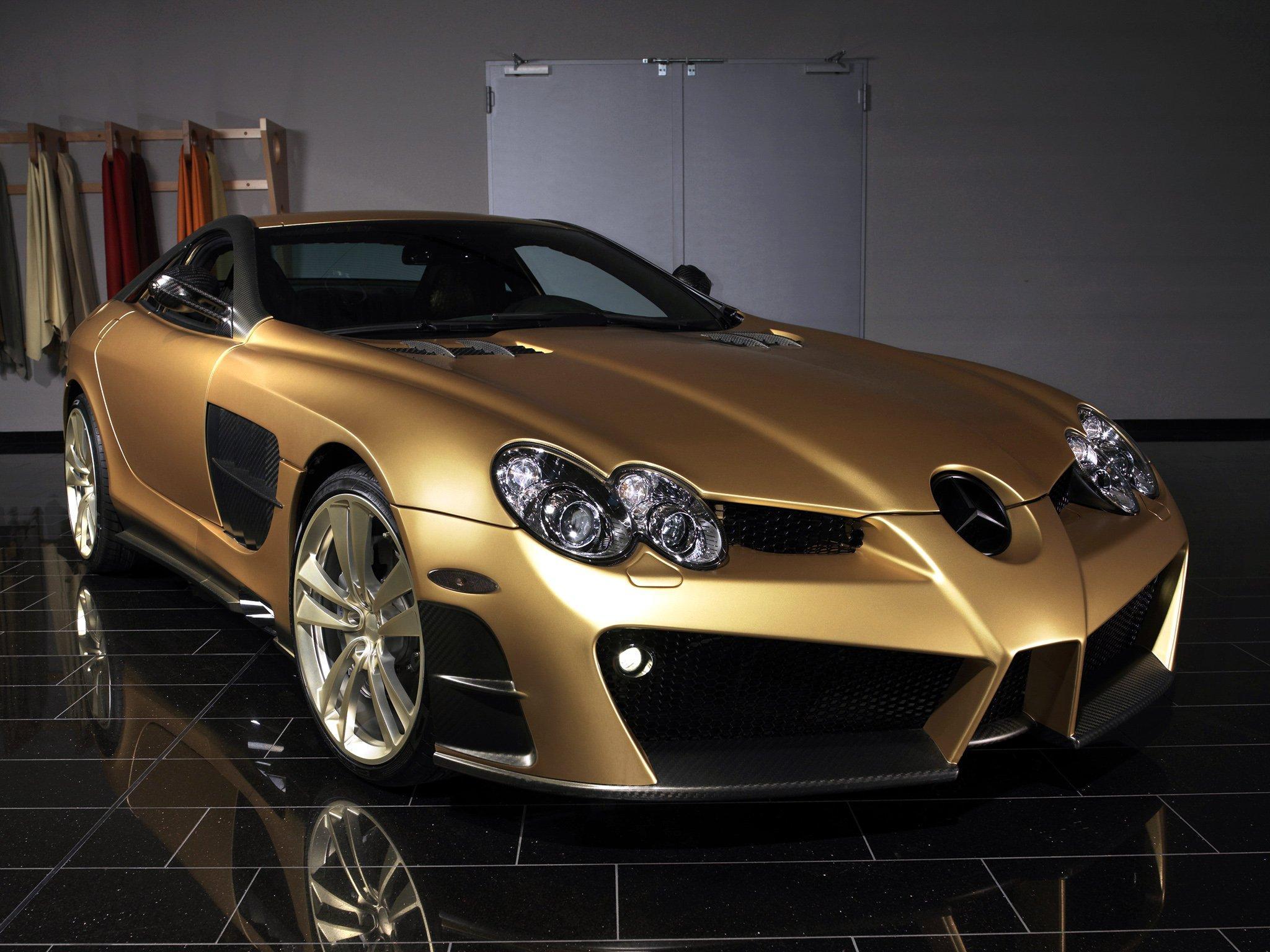 Gold McLaren Wallpapers - Wallpaper Cave