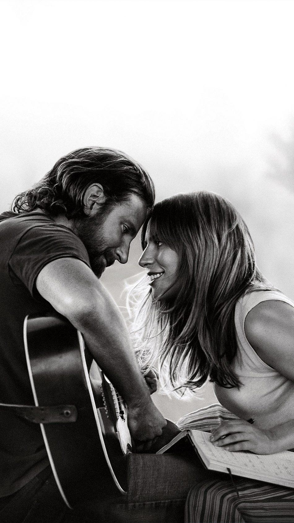 Download Bradley Cooper & Lady Gaga In A Star Is Born Free Pure 4K