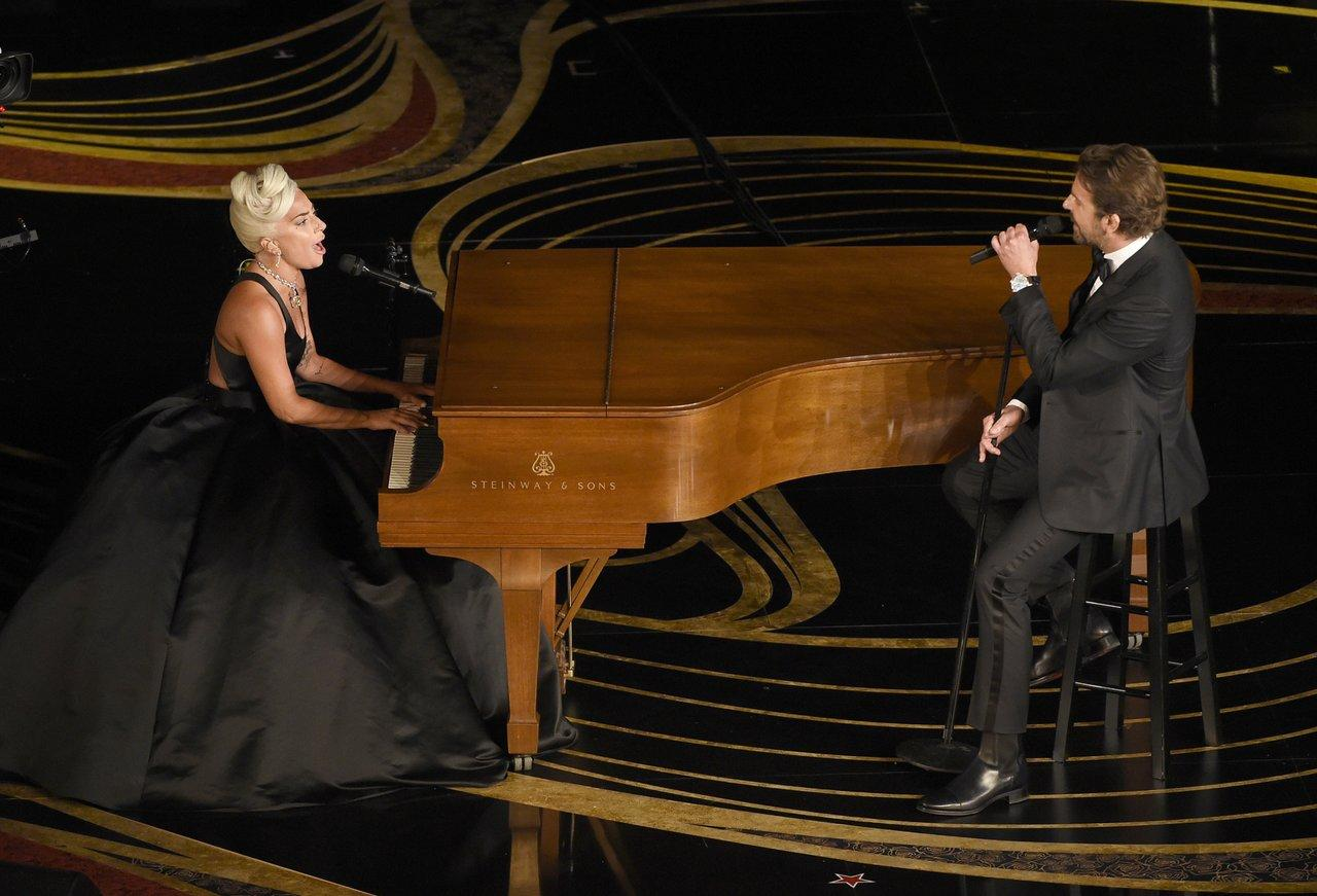 Wallpapers of Lady Gaga and Bradley Cooper, Oscar, 2019 backgrounds