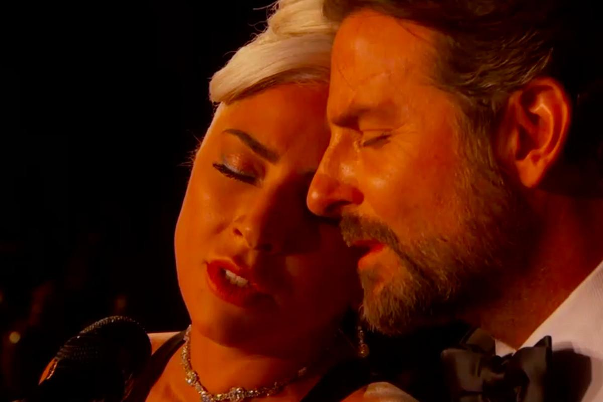Lady Gaga and Bradley Cooper's Oscars performance led to sultry