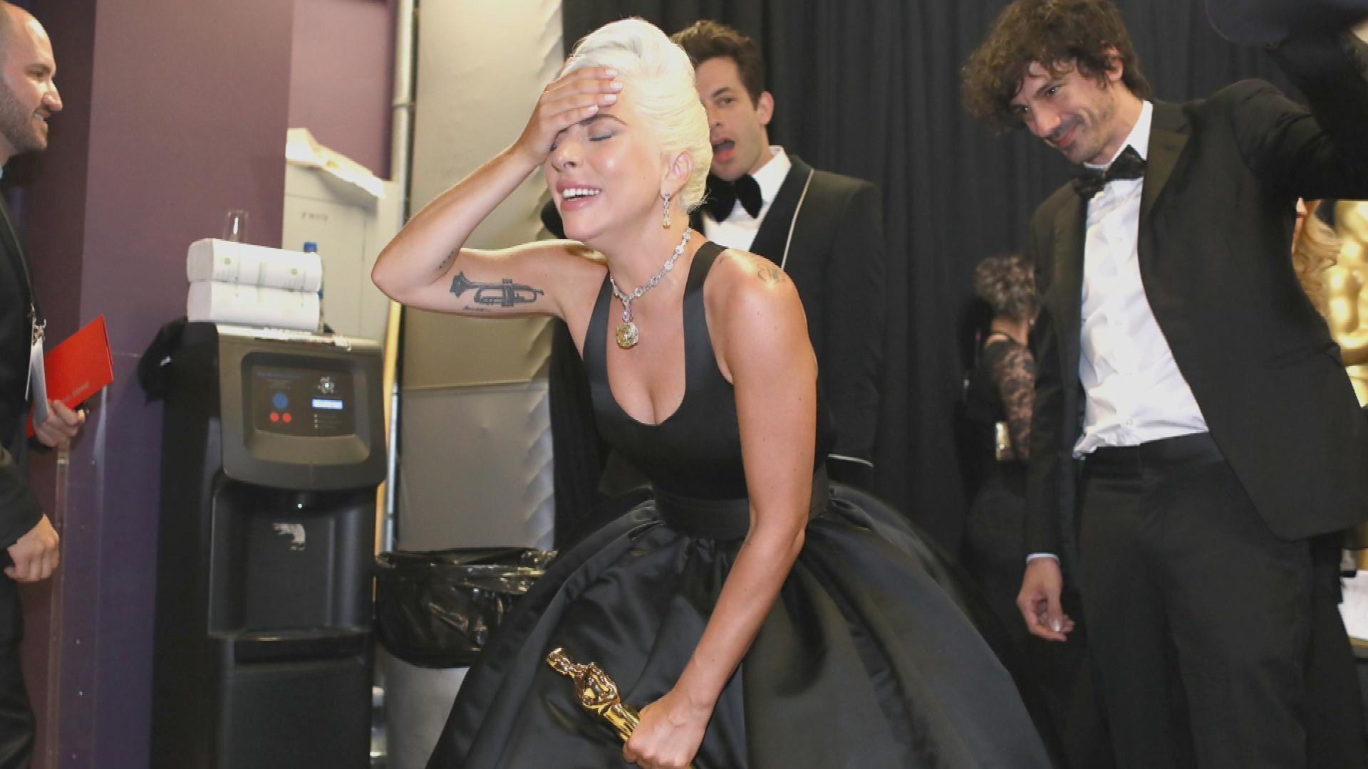 Lady Gaga Shares What Bradley Cooper Told Her Before Their Emotional
