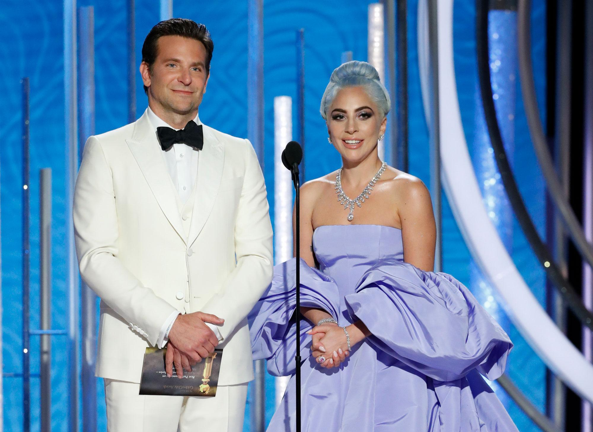 Lady Gaga Needs to Stop Giving Bradley Cooper All the Credit