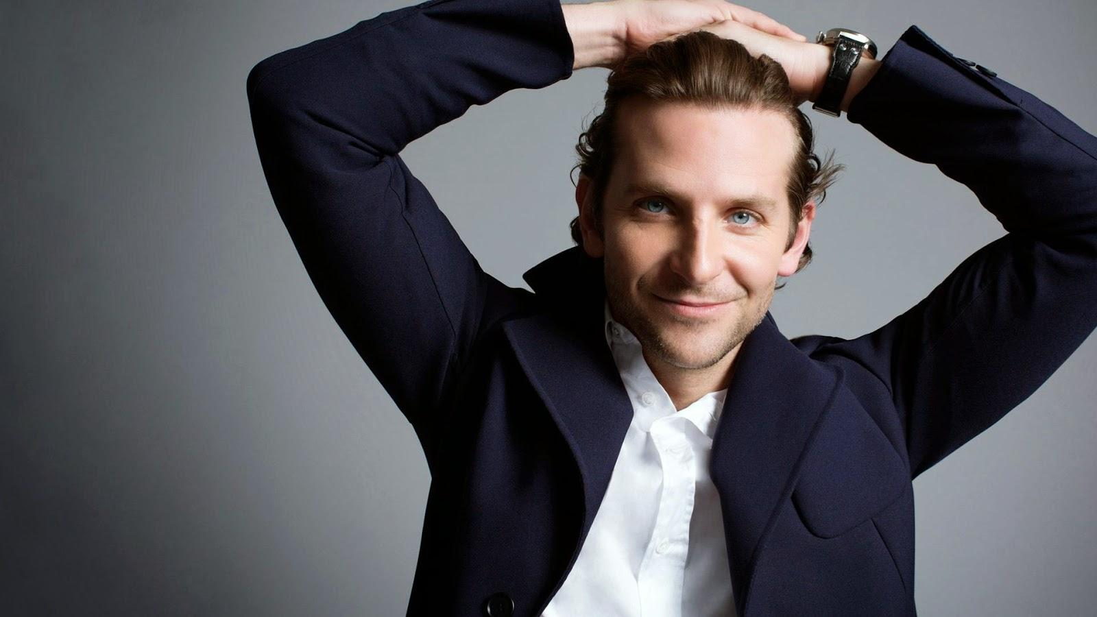 Bradley Cooper Without Makeup