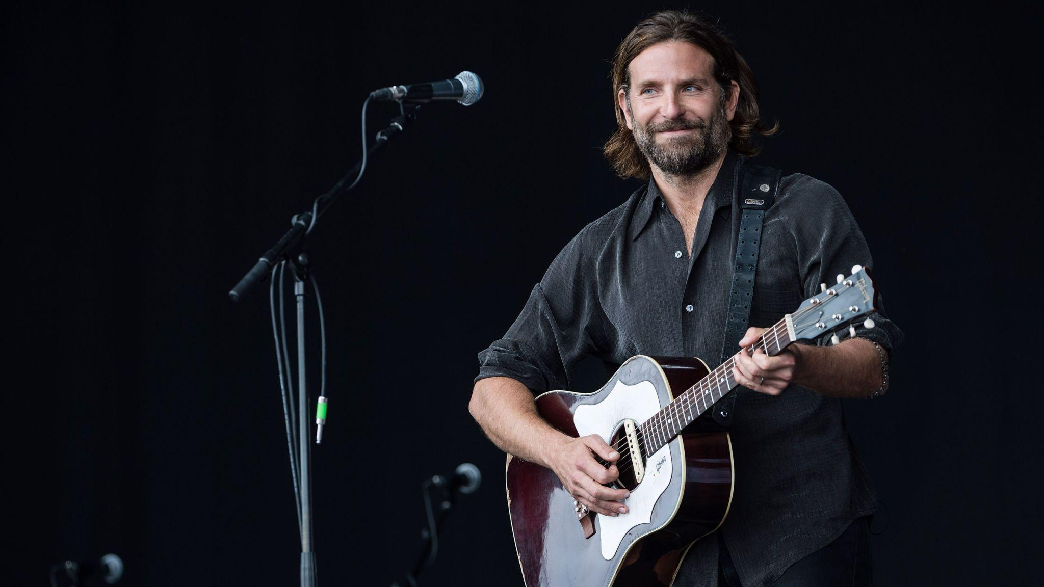 Bradley Cooper hints at playing Glastonbury for real after A Star Is