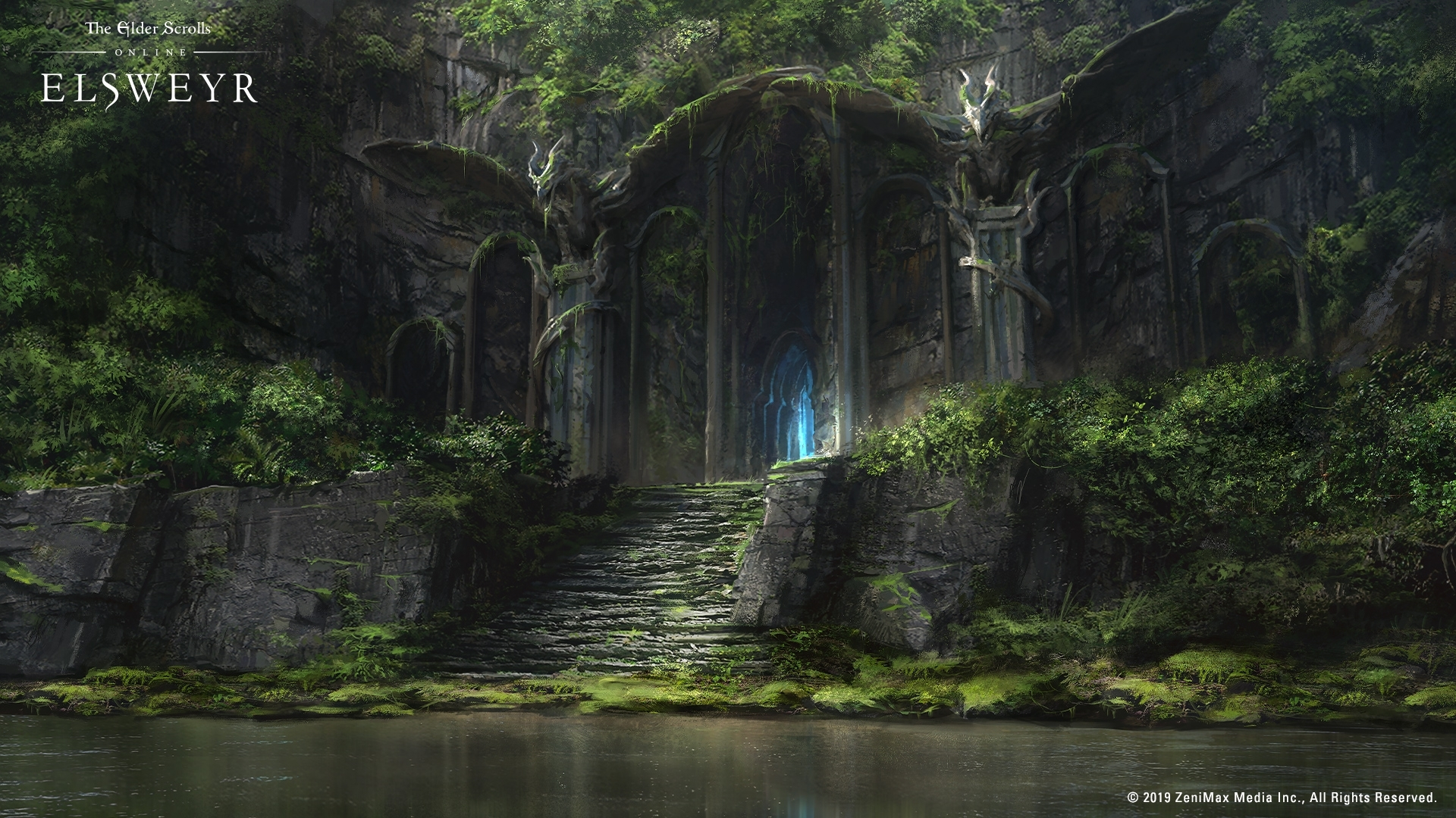 The Elder Scrolls Online Elsweyr Wallpapers Wallpaper Cave