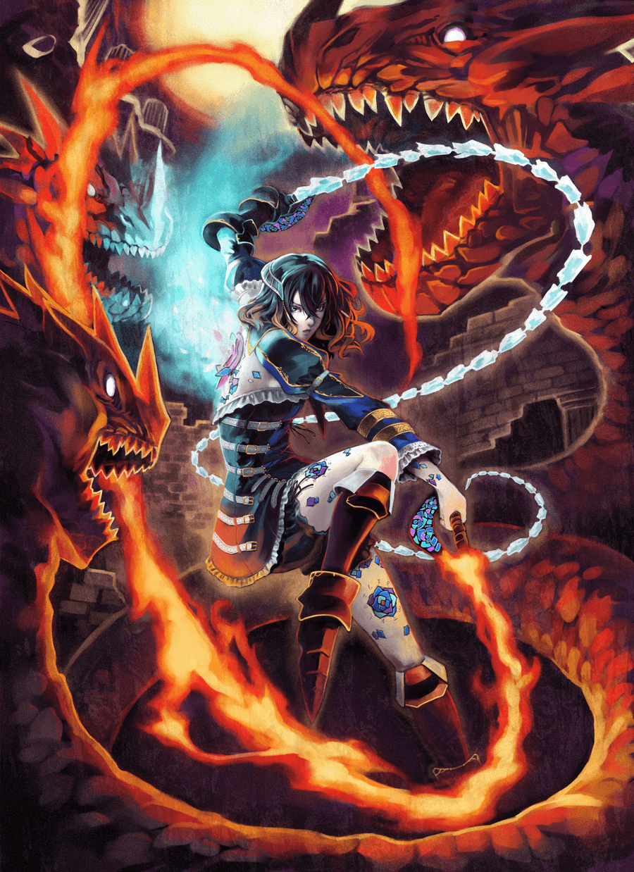 Bloodstained: Ritual Of The Night Wallpapers - Wallpaper Cave