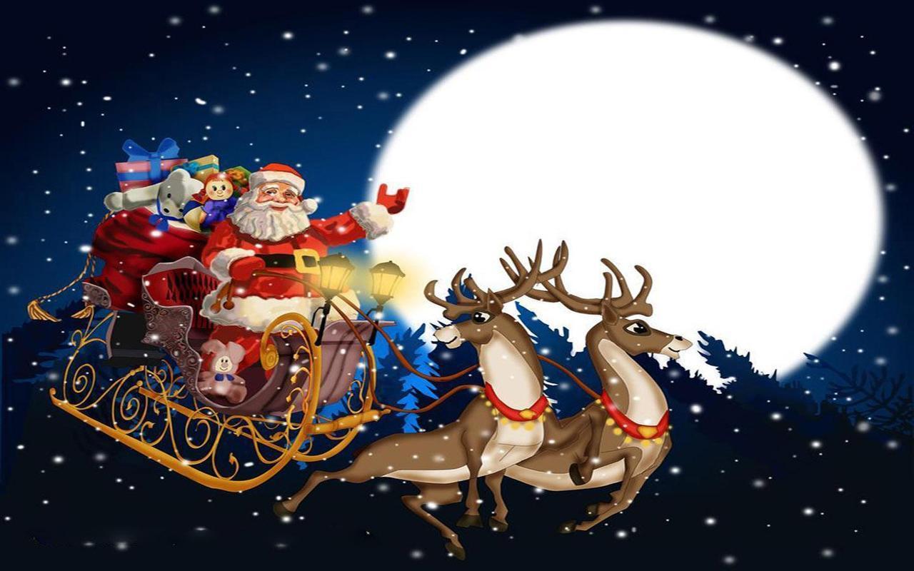 Новогодние открытки для санта клауса, открытка рождество