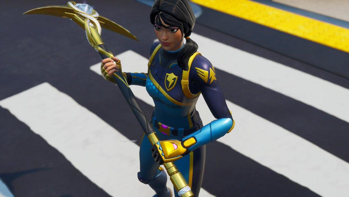 Bolt Fortnite wallpapers