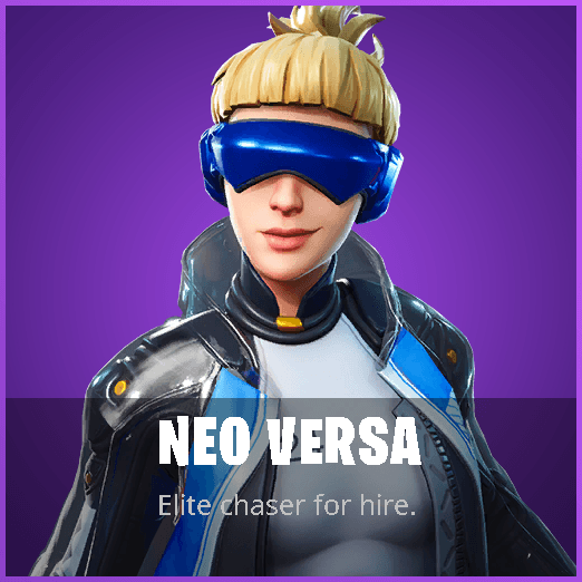 Neo Versa Fortnite wallpaper