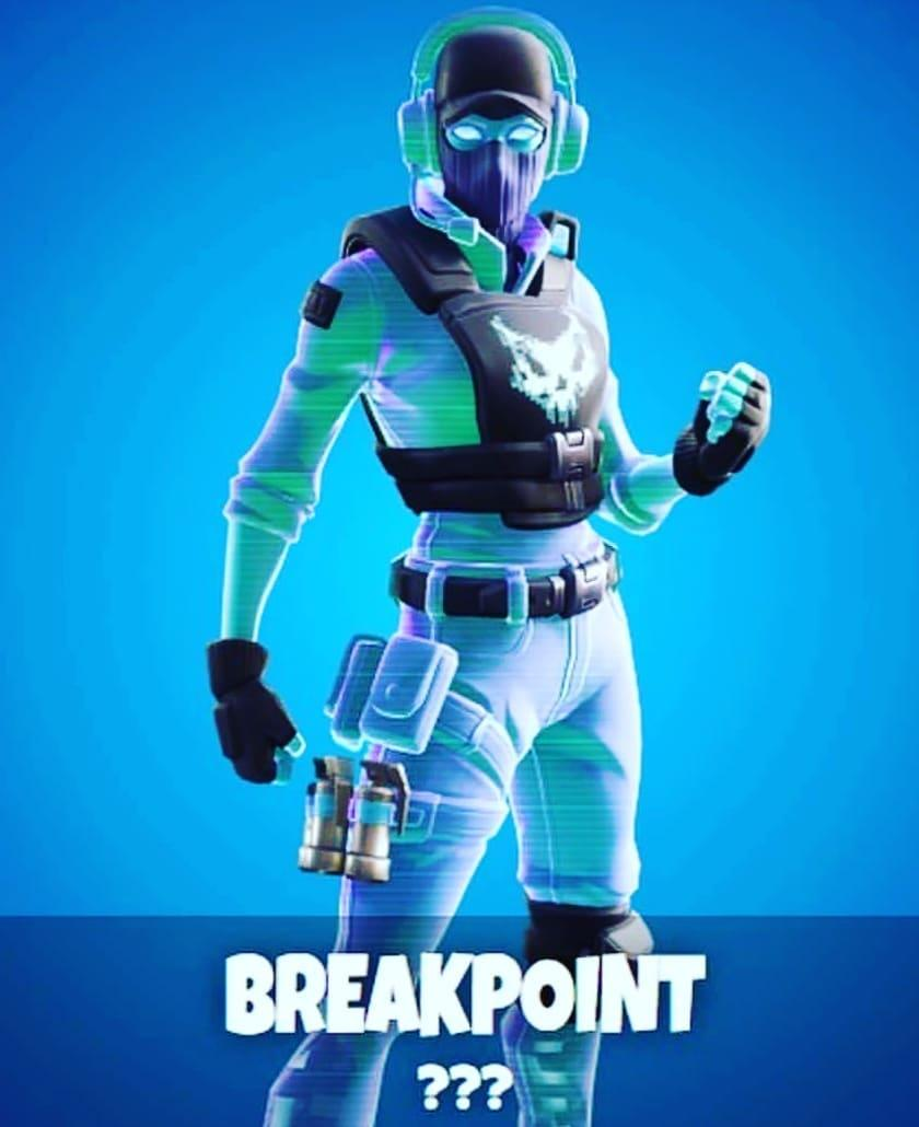 Breakpoint Fortnite wallpapers