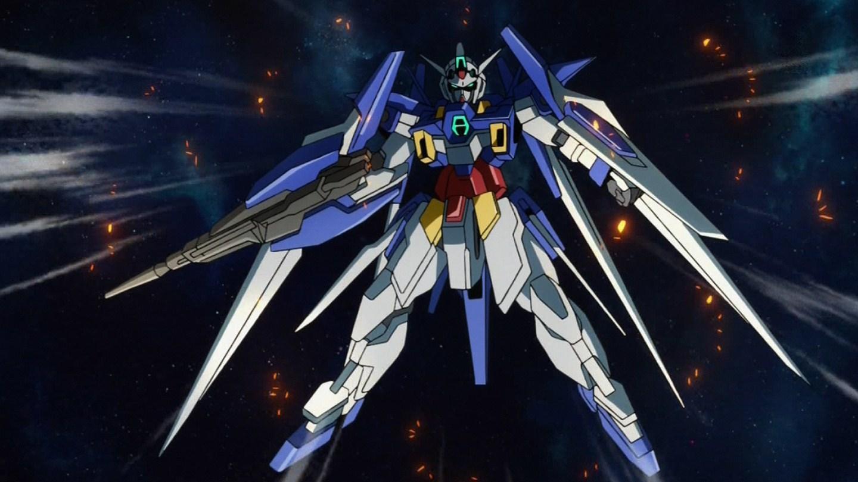 Mobile Suit Gundam AGE Wallpapers - Wallpaper Cave
