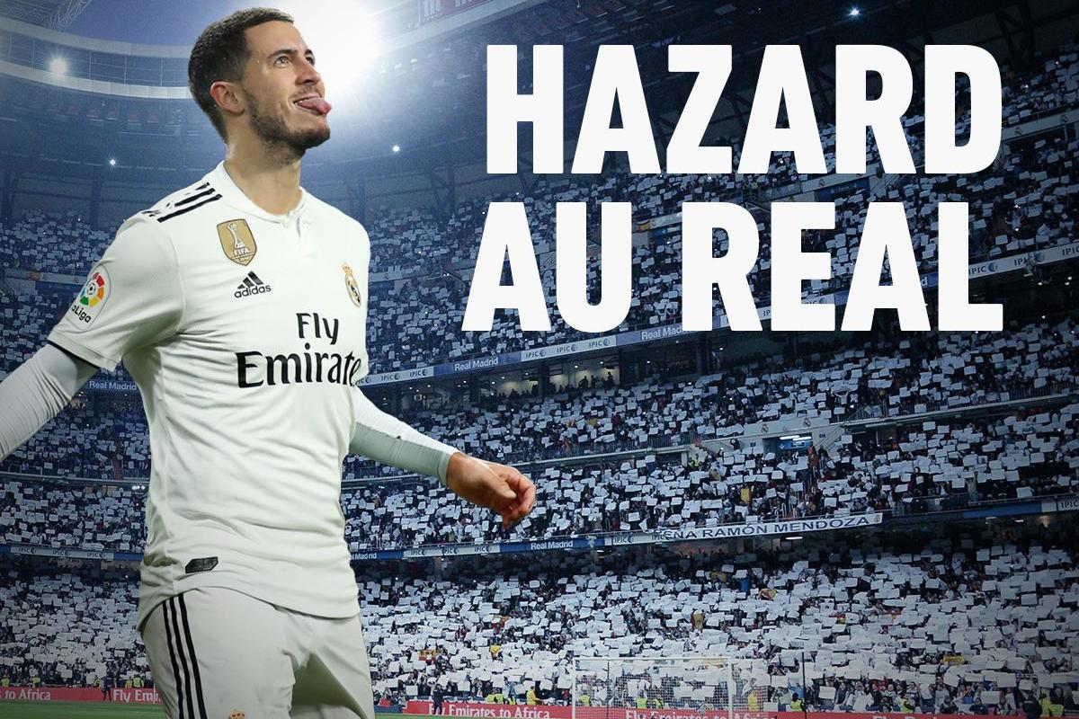 Hazard Real Madrid Wallpapers Wallpaper Cave