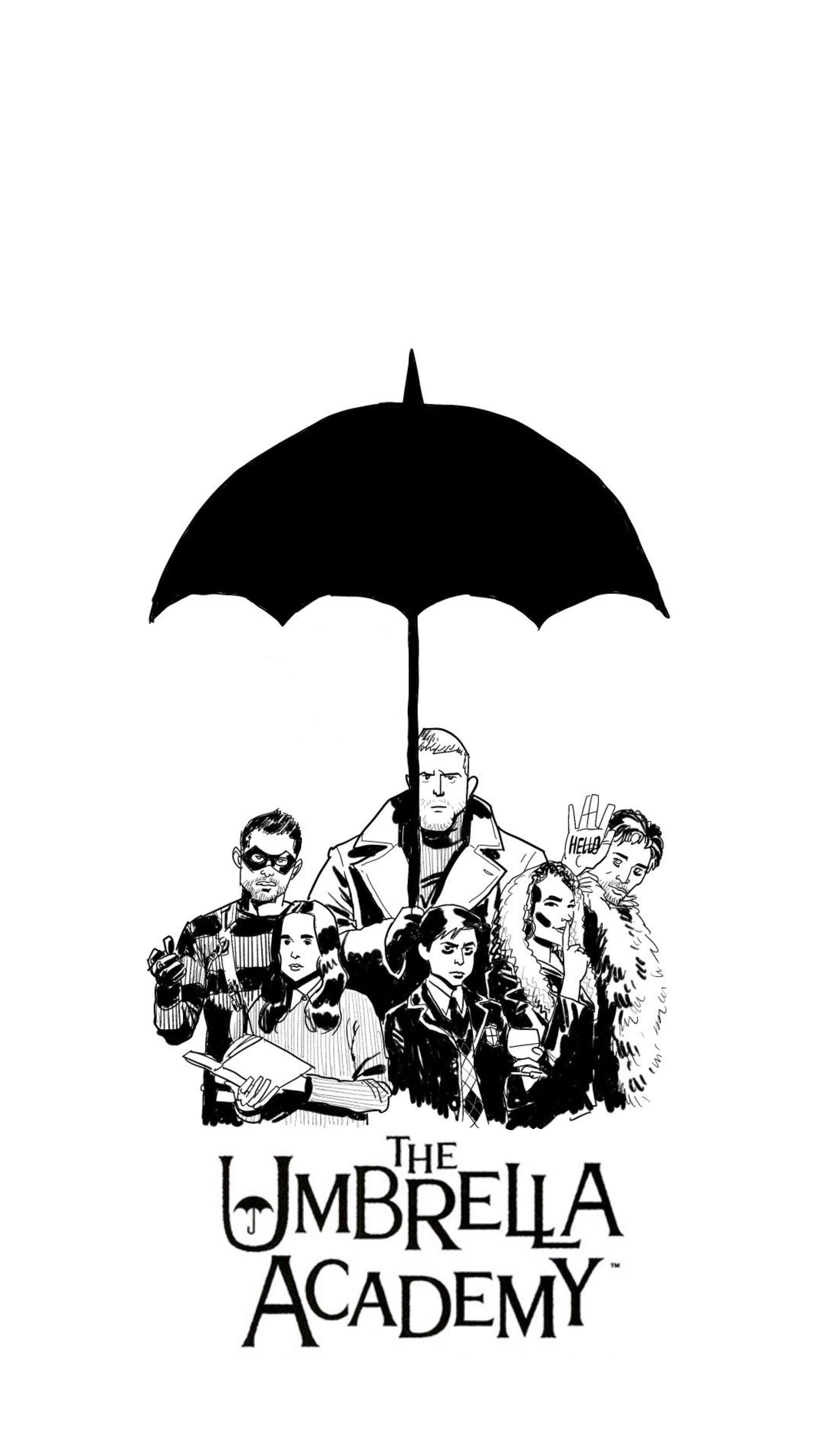 The Umbrella Academy Android Wallpapers - Wallpaper Cave