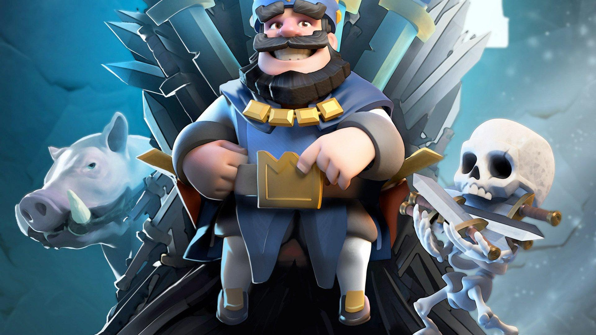 22 Clash Royale HD Wallpapers