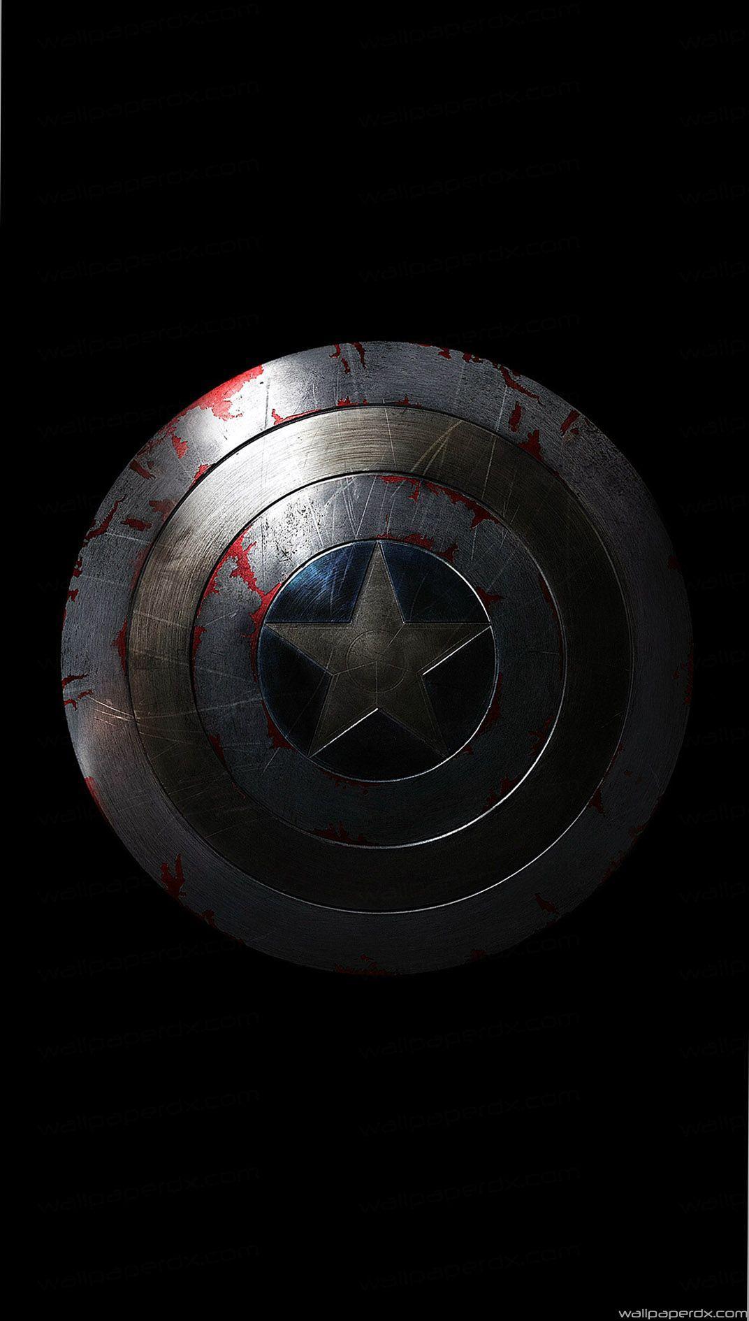 Captain America Black Wallpapers - Wallpaper Cave