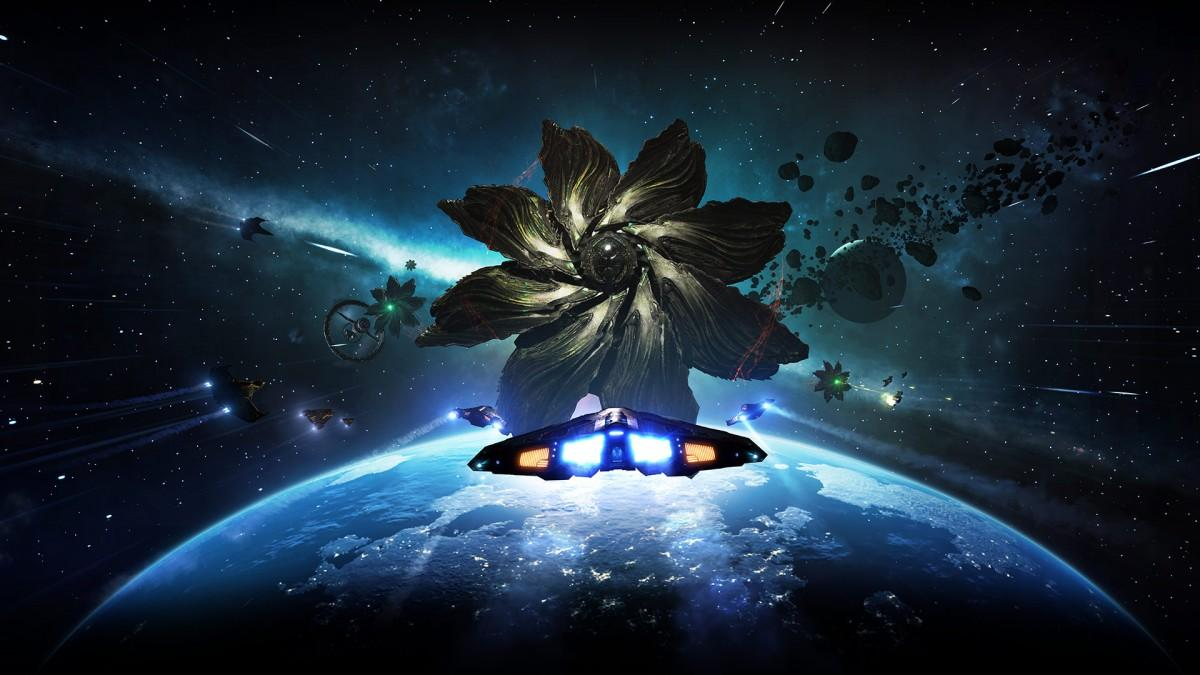 Elite Dangerous Wallpapers Wallpaper Cave