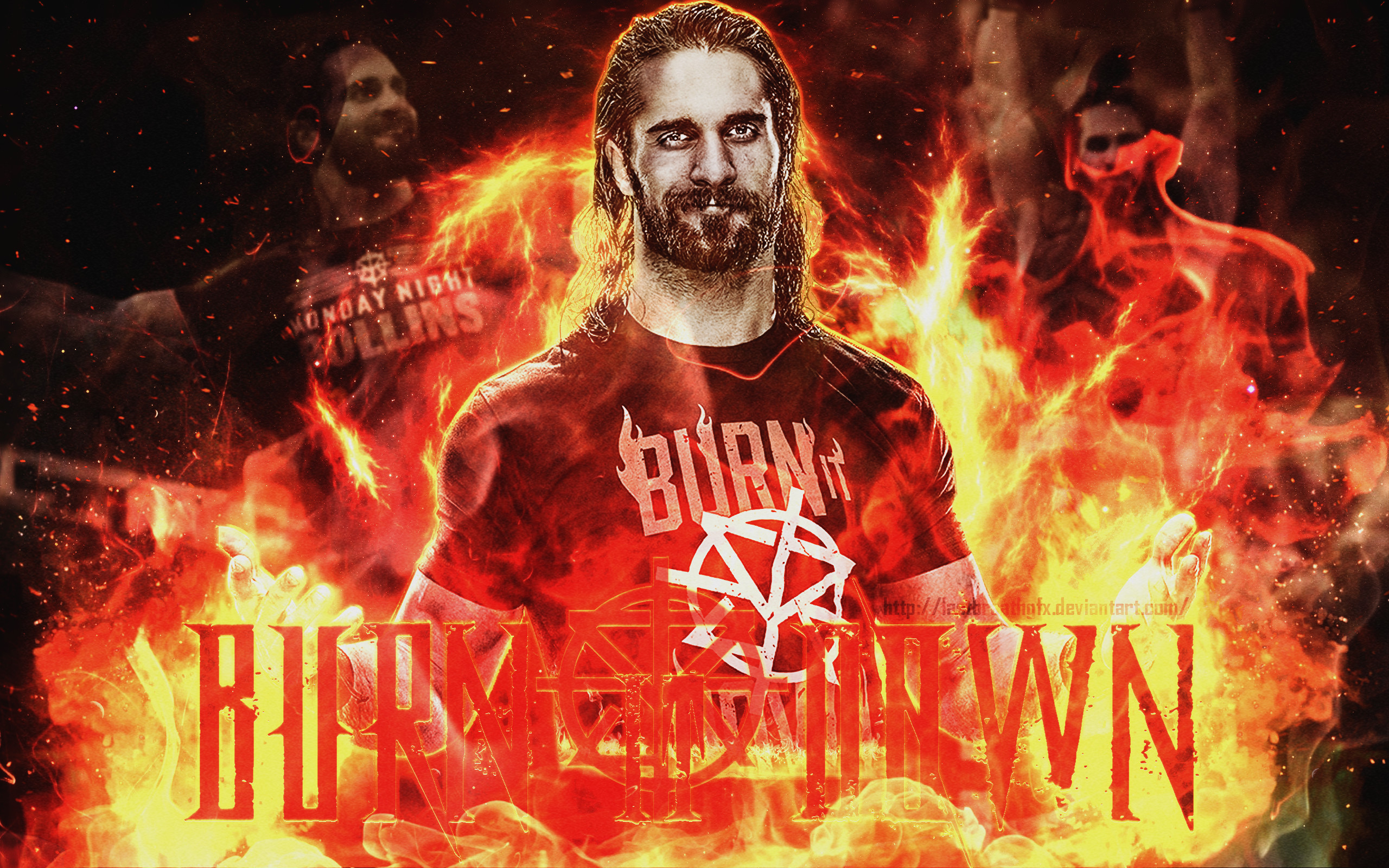 Seth Rollins 2019 Wallpapers