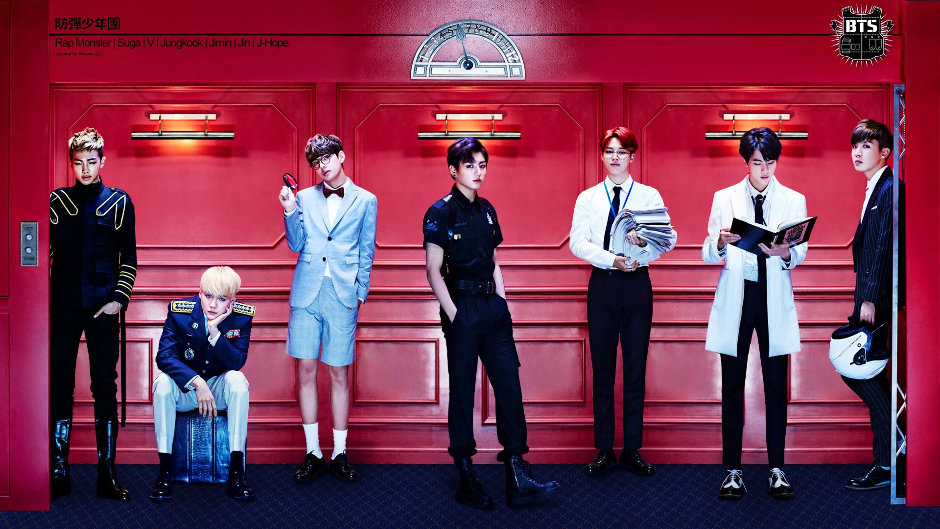 Bts For Laptop Wallpapers Wallpaper Cave